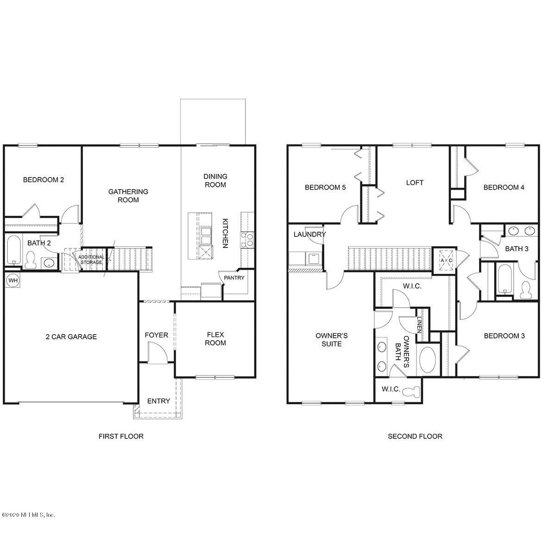 2551 BEACHVIEW, JACKSONVILLE, FLORIDA 32218, 5 Bedrooms Bedrooms, ,3 BathroomsBathrooms,Residential,For sale,BEACHVIEW,1049522