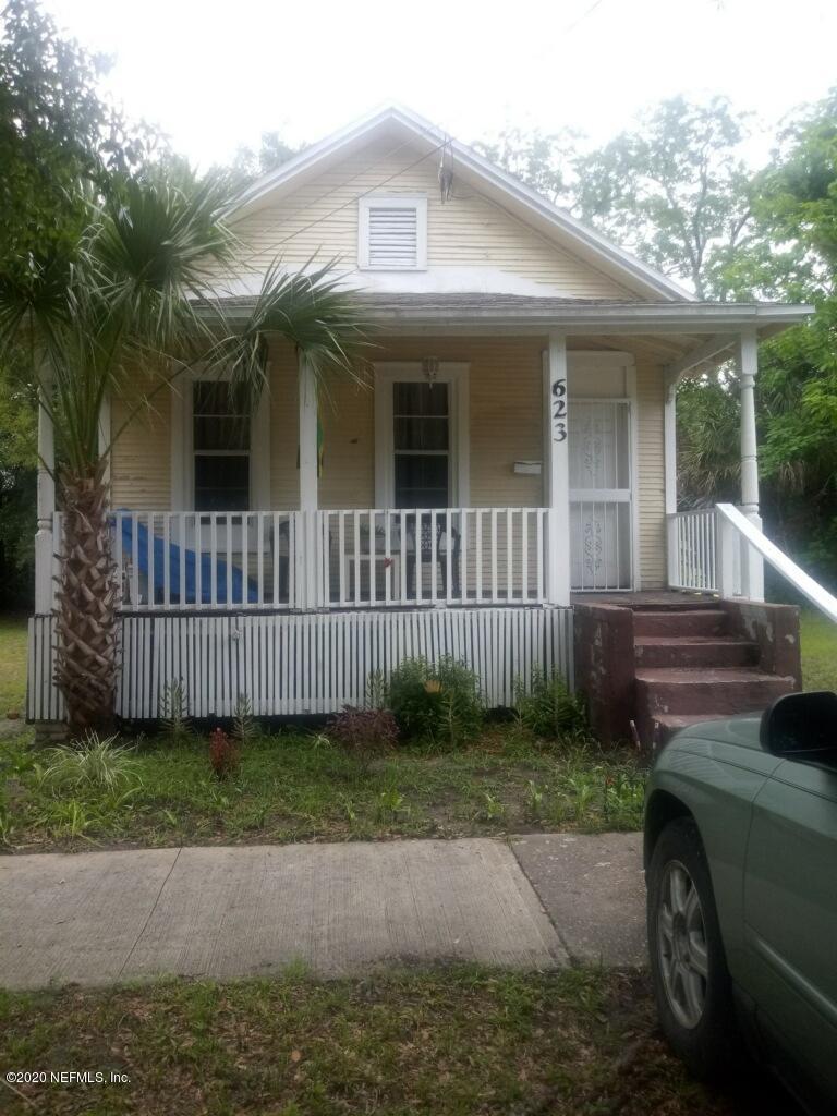 623 ODESSA, JACKSONVILLE, FLORIDA 32206, 3 Bedrooms Bedrooms, ,1 BathroomBathrooms,Residential,For sale,ODESSA,1036691