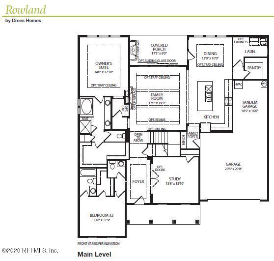 973 OAKLAND HILLS, MIDDLEBURG, FLORIDA 32068, 4 Bedrooms Bedrooms, ,4 BathroomsBathrooms,Residential,For sale,OAKLAND HILLS,1050491