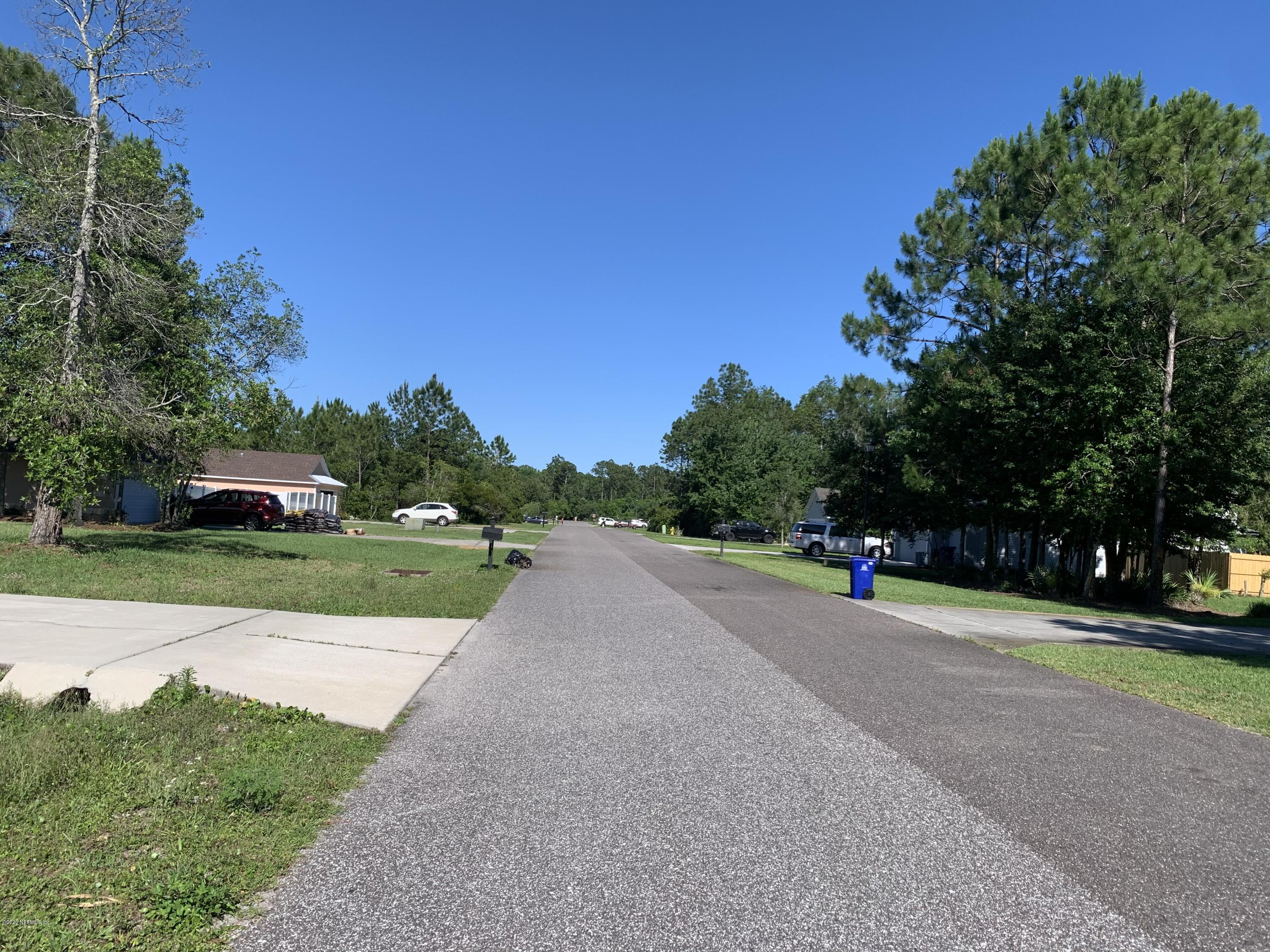 337 CRYSTAL LAKE, ST AUGUSTINE, FLORIDA 32084, ,Vacant land,For sale,CRYSTAL LAKE,1050712