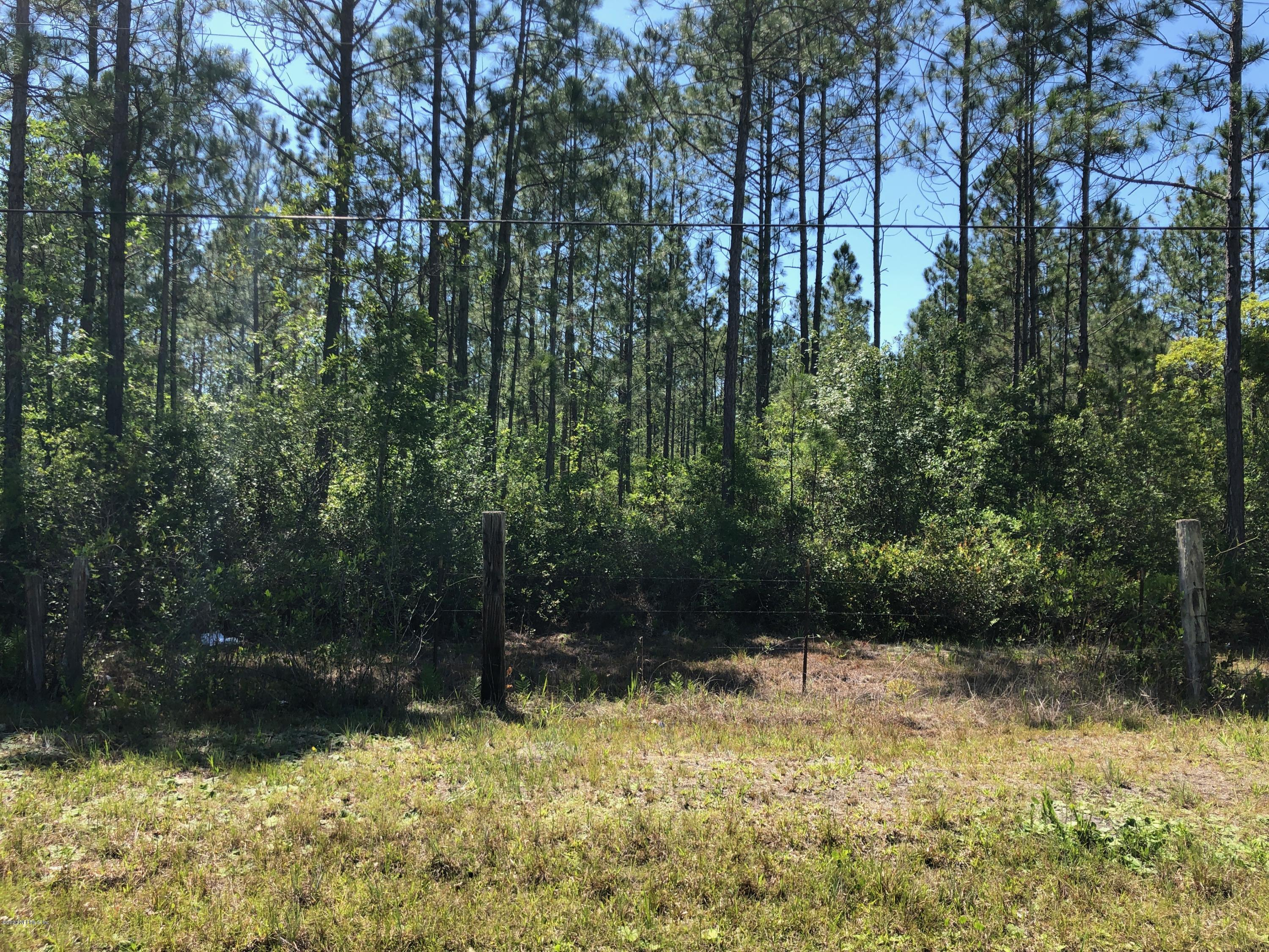 0 HID DUGGER, SANDERSON, FLORIDA 32087, ,Vacant land,For sale,HID DUGGER,1050826