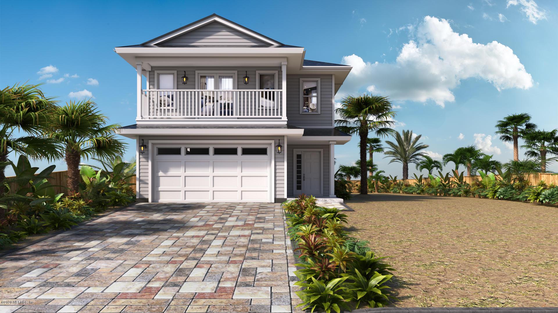 203 LORA, NEPTUNE BEACH, FLORIDA 32266, 4 Bedrooms Bedrooms, ,3 BathroomsBathrooms,Residential,For sale,LORA,1036873