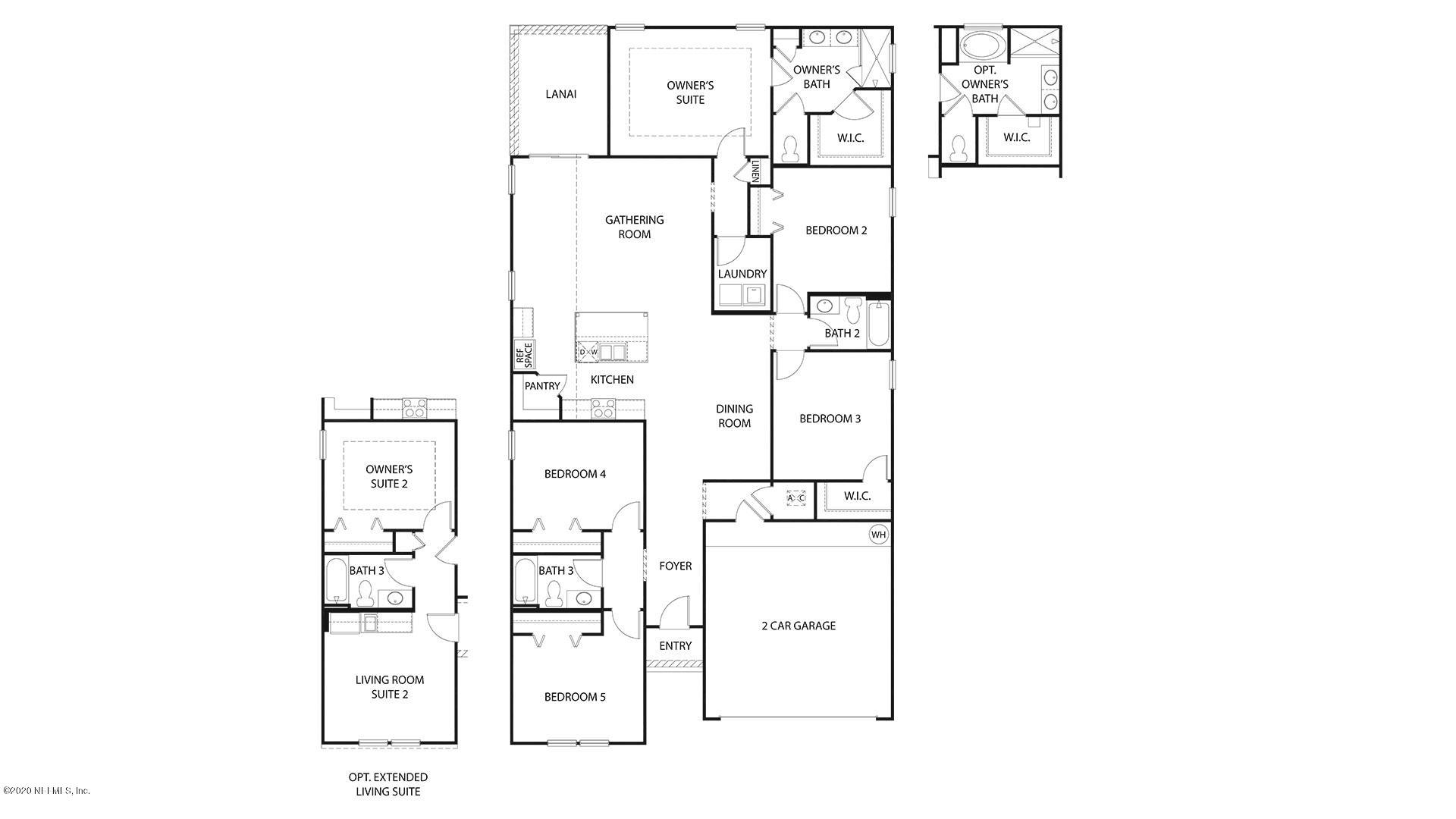 83274 YULEECOTE, FERNANDINA BEACH, FLORIDA 32034, 5 Bedrooms Bedrooms, ,3 BathroomsBathrooms,Residential,For sale,YULEECOTE,1051077
