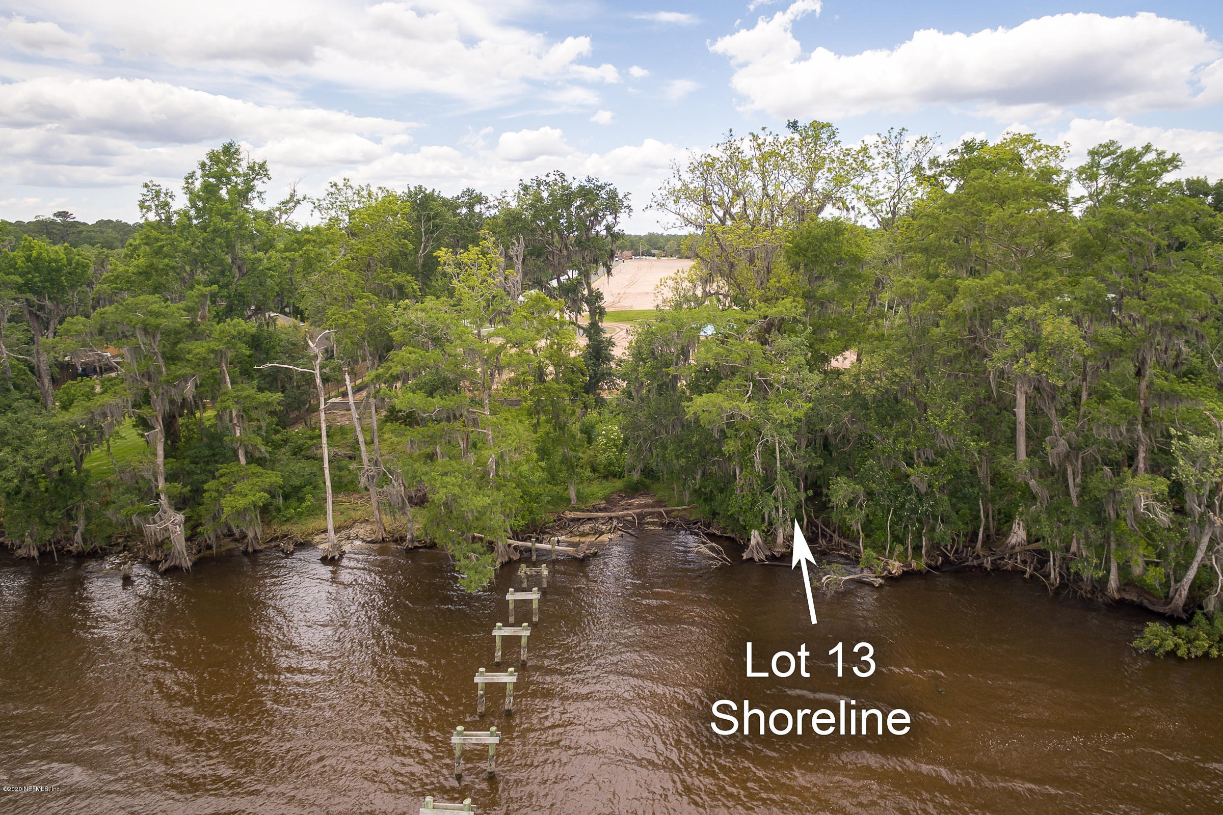 LOT 13 SHADY RIVER, FLEMING ISLAND, FLORIDA 32003, ,Vacant land,For sale,SHADY RIVER,1051435