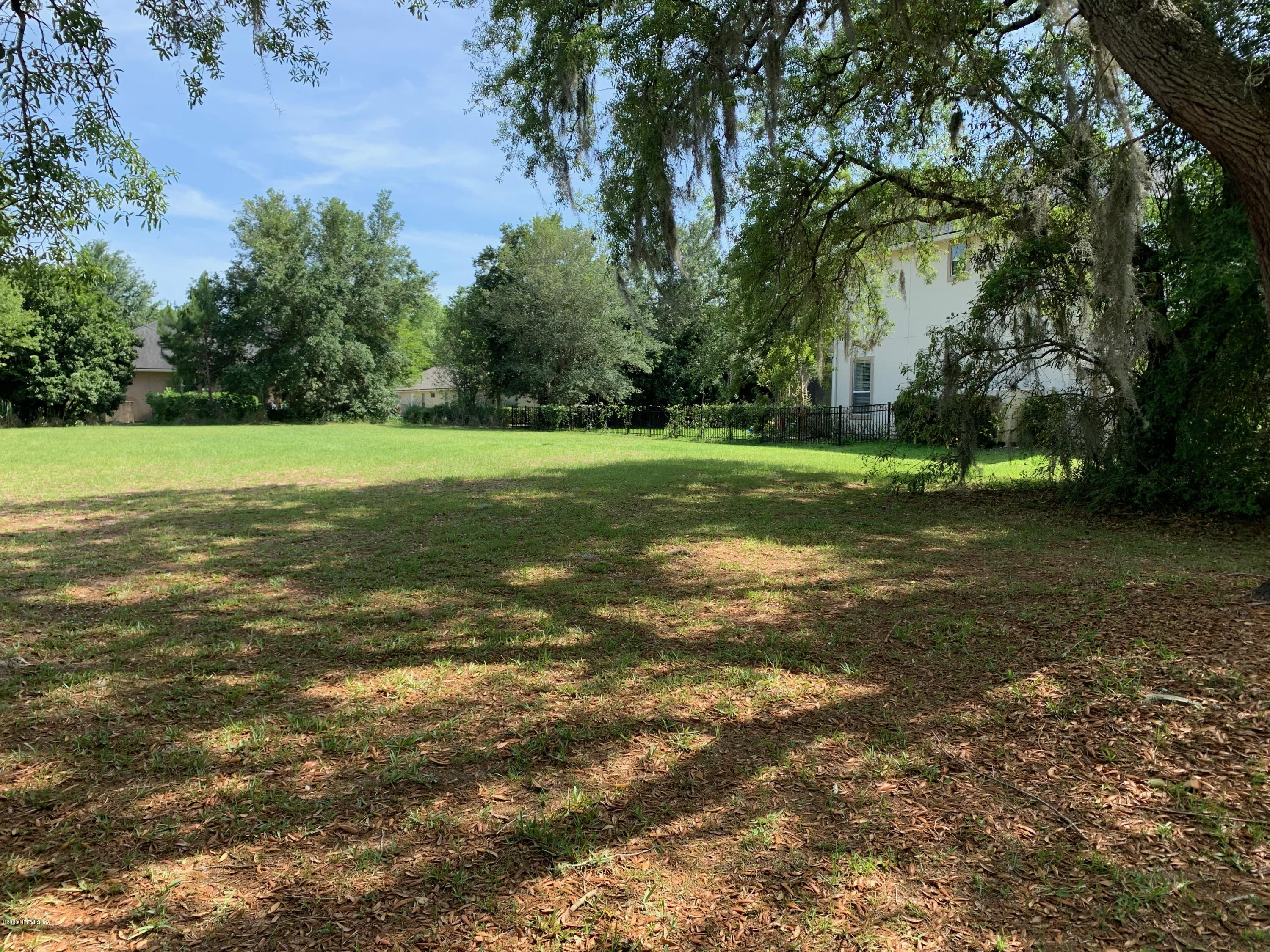 5013 CLAYTON, ST AUGUSTINE, FLORIDA 32092, ,Vacant land,For sale,CLAYTON,1051276