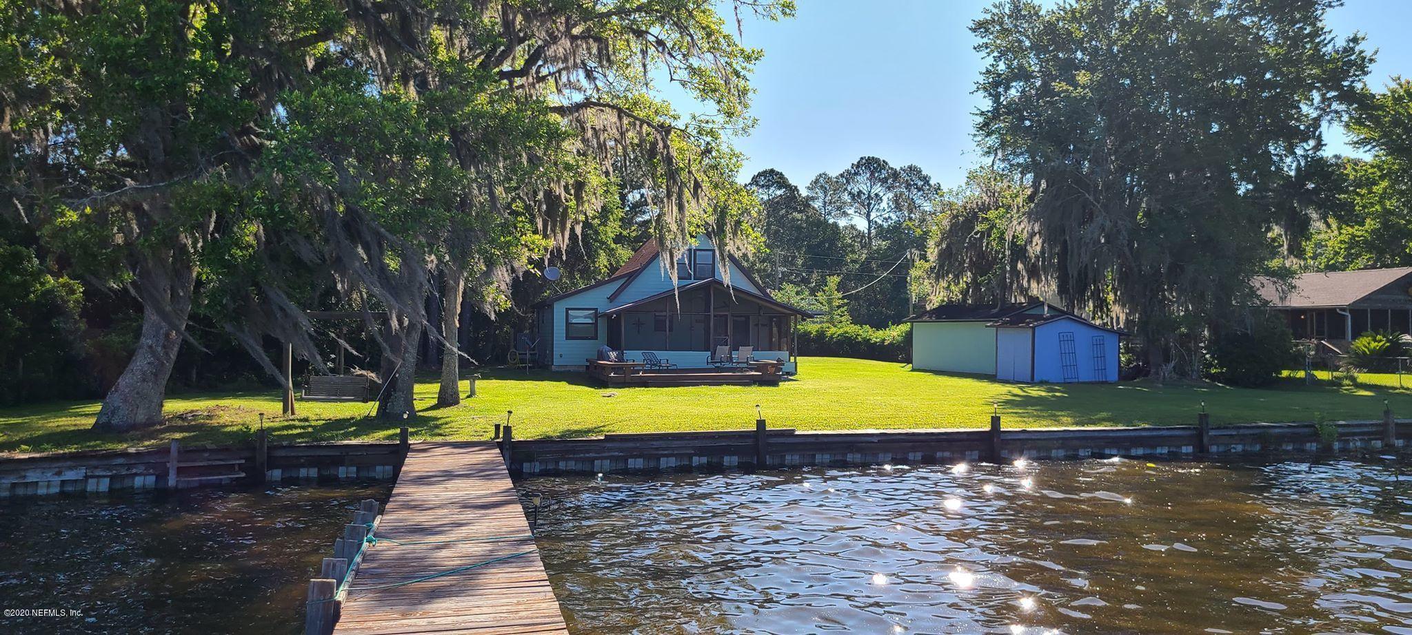 115 FLORA, FLORAHOME, FLORIDA 32140, 2 Bedrooms Bedrooms, ,1 BathroomBathrooms,Residential,For sale,FLORA,1051310