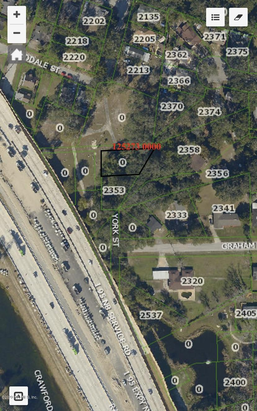 0 YORK, JACKSONVILLE, FLORIDA 32207, ,Vacant land,For sale,YORK,1051619