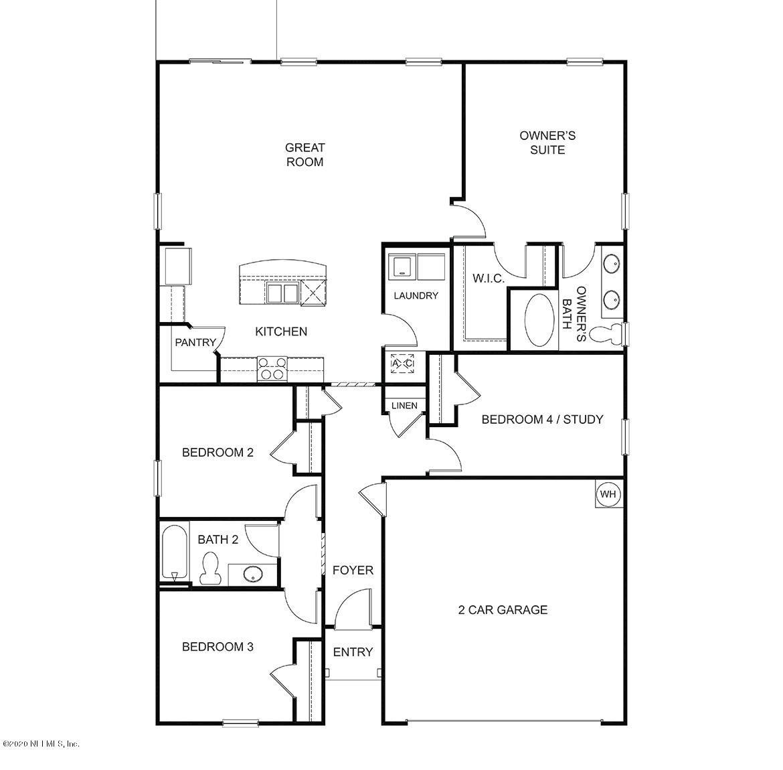 6333 BUCKING BRONCO, JACKSONVILLE, FLORIDA 32234, 4 Bedrooms Bedrooms, ,2 BathroomsBathrooms,Residential,For sale,BUCKING BRONCO,1051872