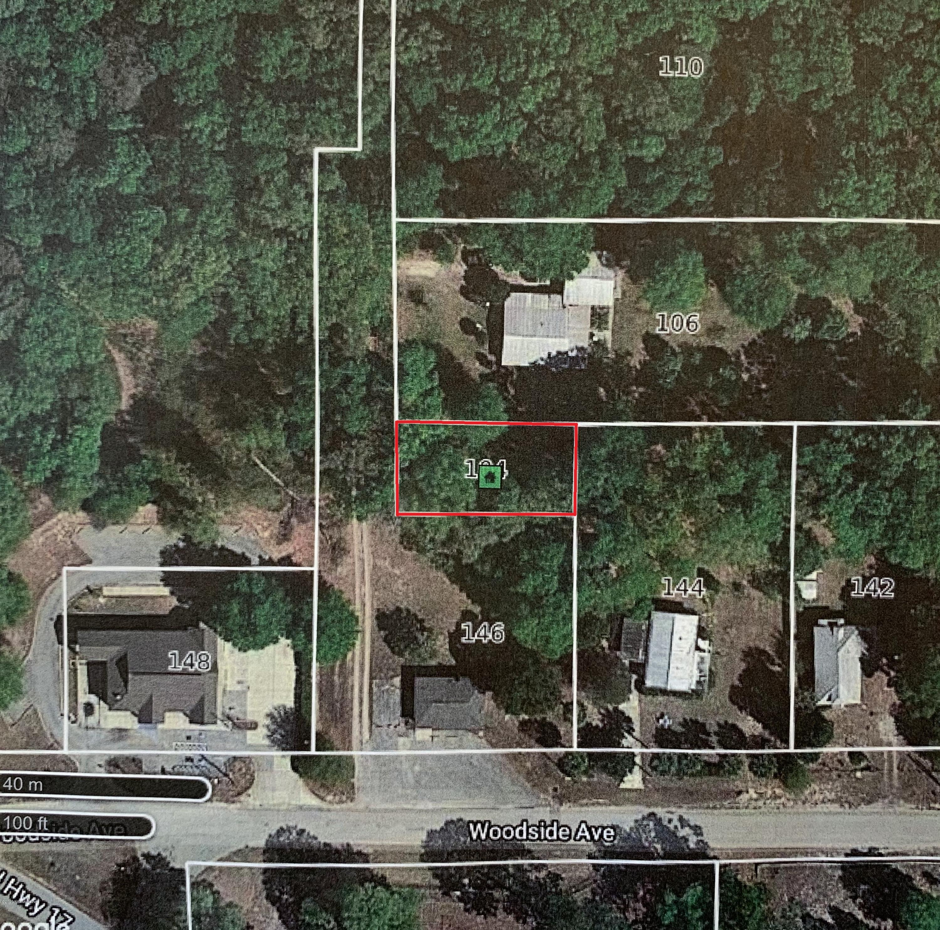 104 WOODSIDE, POMONA PARK, FLORIDA 32181, ,Vacant land,For sale,WOODSIDE,1051941