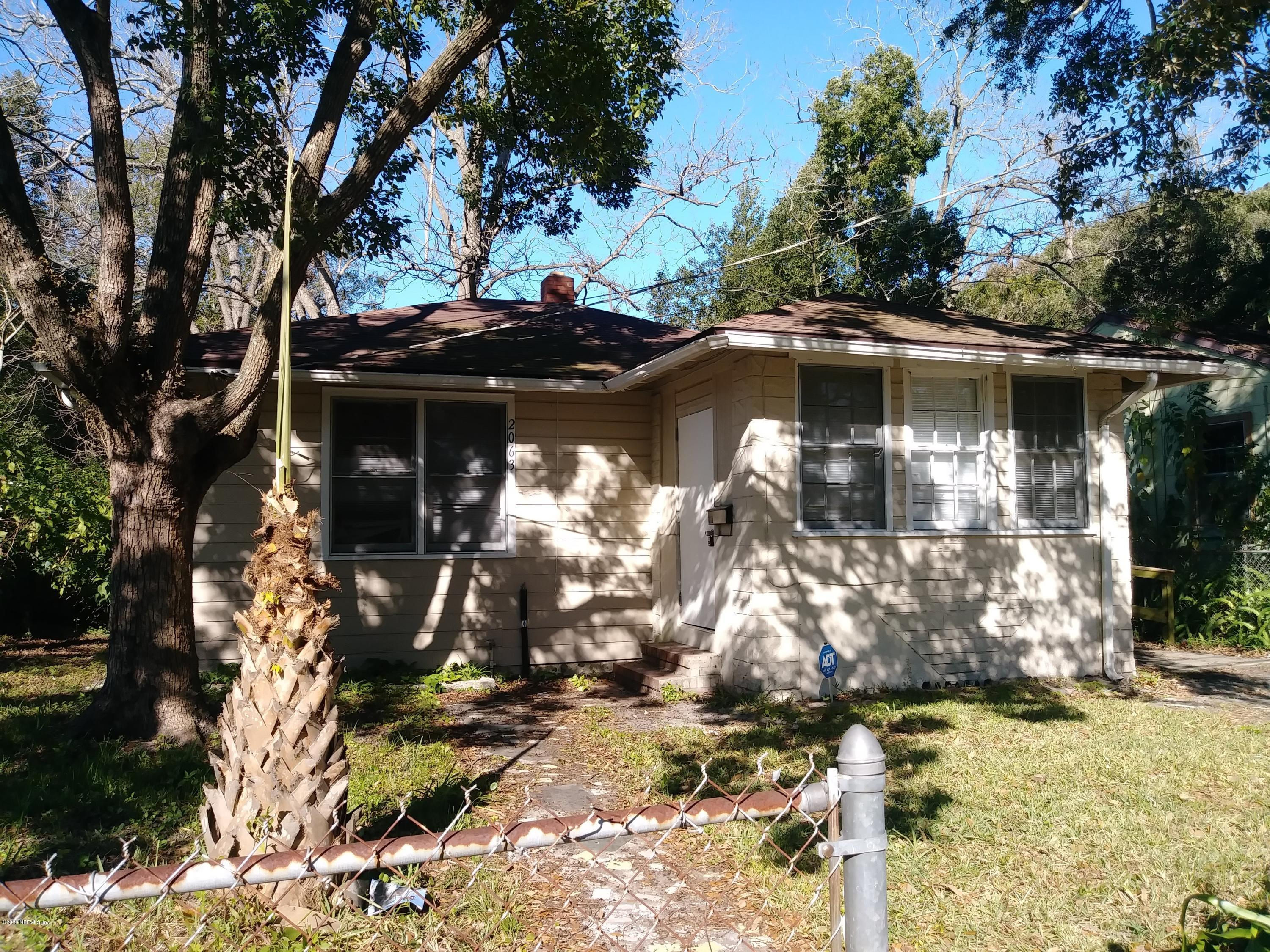 2063 17TH, JACKSONVILLE, FLORIDA 32209, 2 Bedrooms Bedrooms, ,1 BathroomBathrooms,Investment / MultiFamily,For sale,17TH,1052184