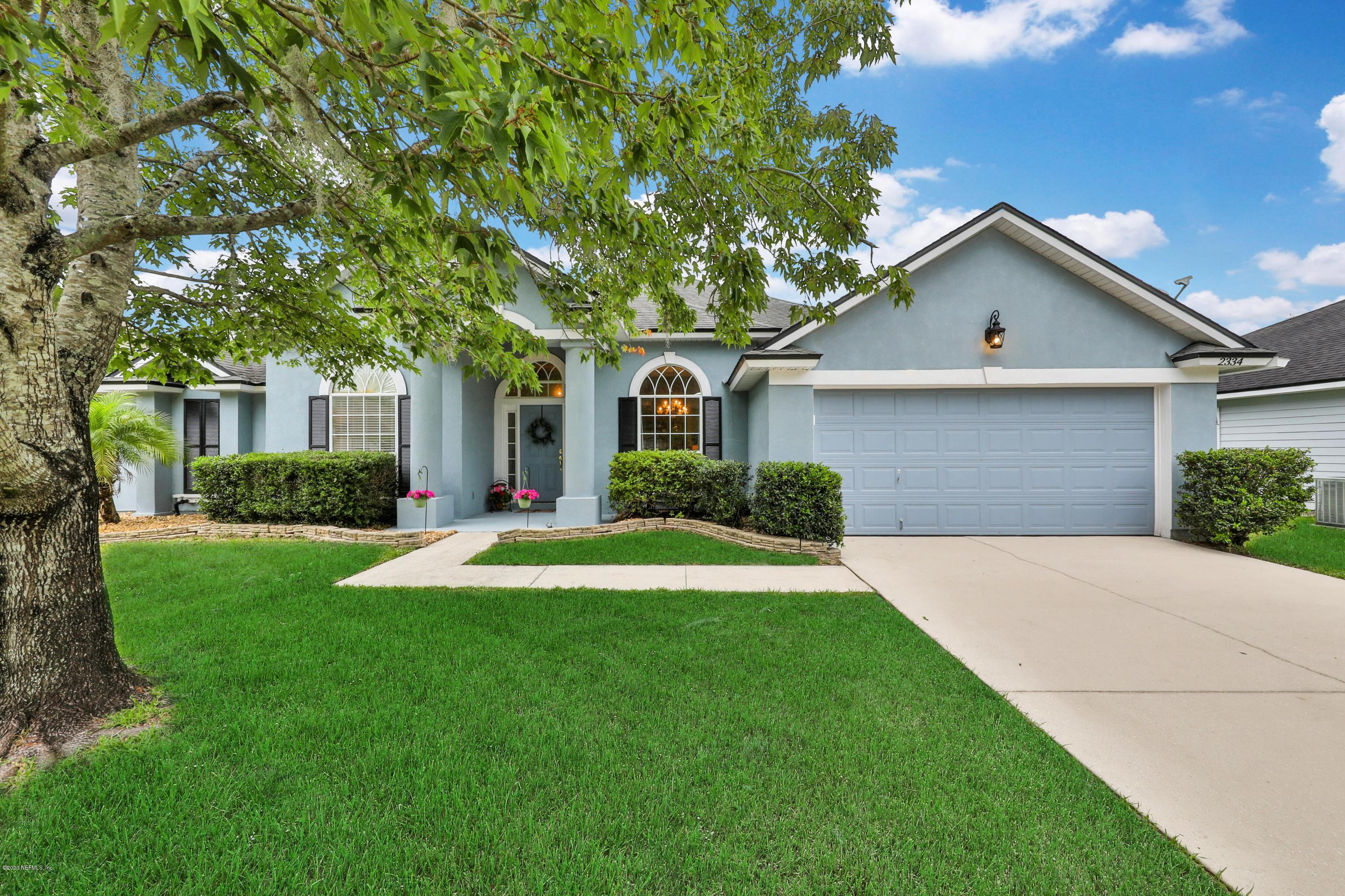 2334 OAK POINT, MIDDLEBURG, FLORIDA 32068, 4 Bedrooms Bedrooms, ,3 BathroomsBathrooms,Residential,For sale,OAK POINT,1052373