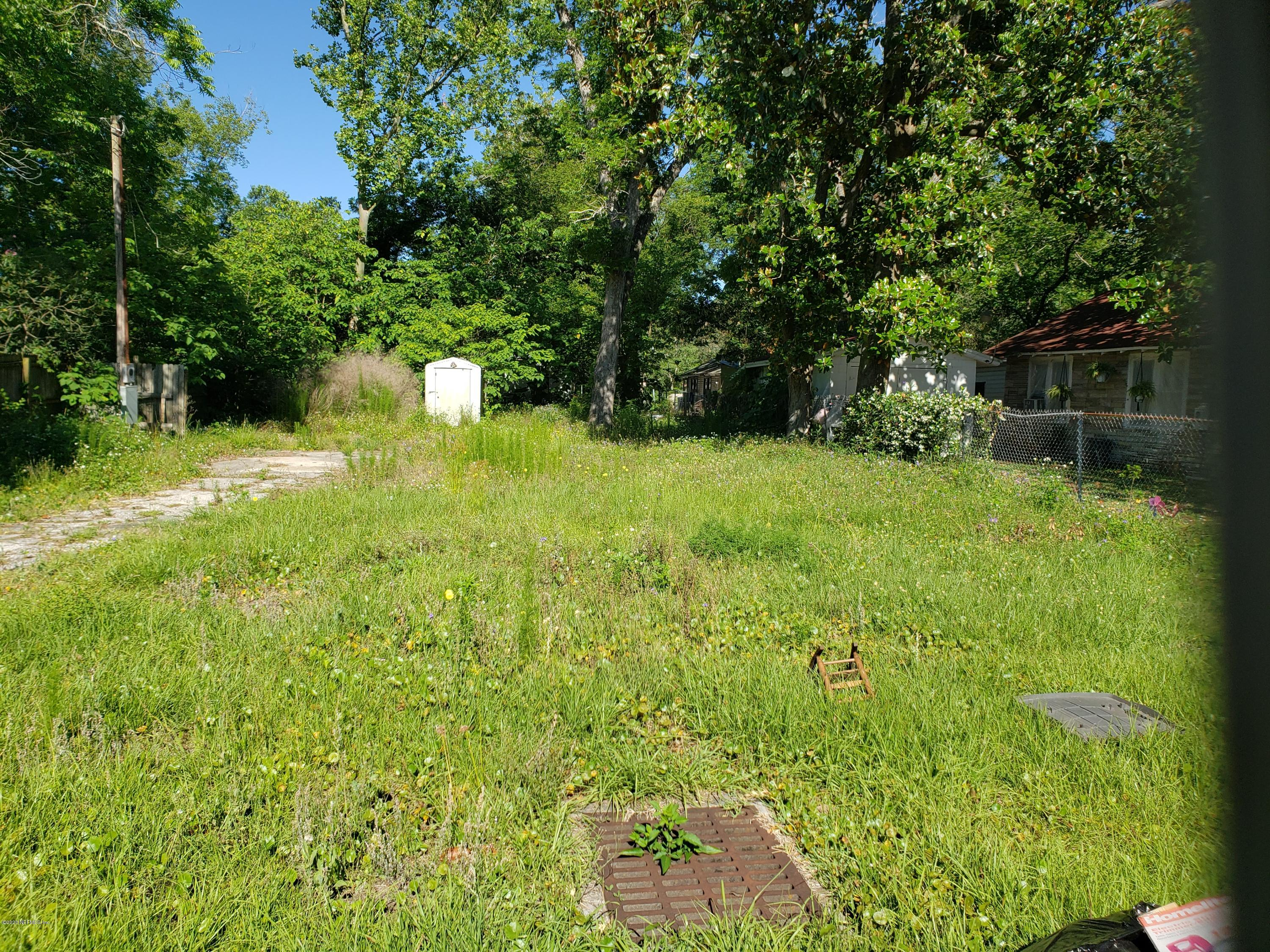 9524 SISSON, JACKSONVILLE, FLORIDA 32218, ,Vacant land,For sale,SISSON,1052344