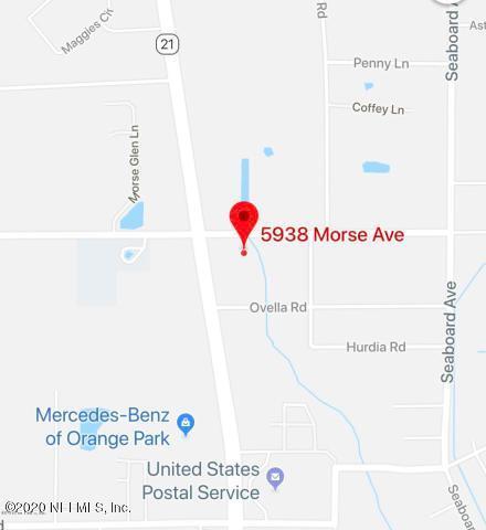 5938 MORSE, JACKSONVILLE, FLORIDA 32244, ,Vacant land,For sale,MORSE,1051437