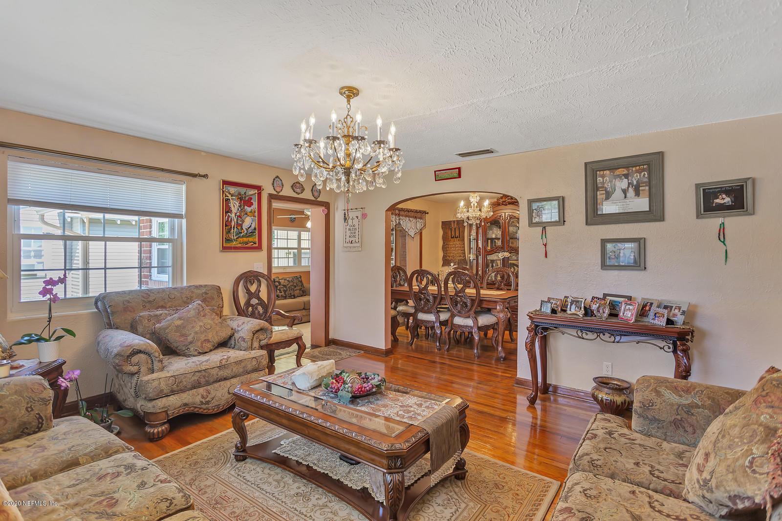 1615 SHERIDAN, JACKSONVILLE, FLORIDA 32207, 4 Bedrooms Bedrooms, ,3 BathroomsBathrooms,Residential,For sale,SHERIDAN,1053148