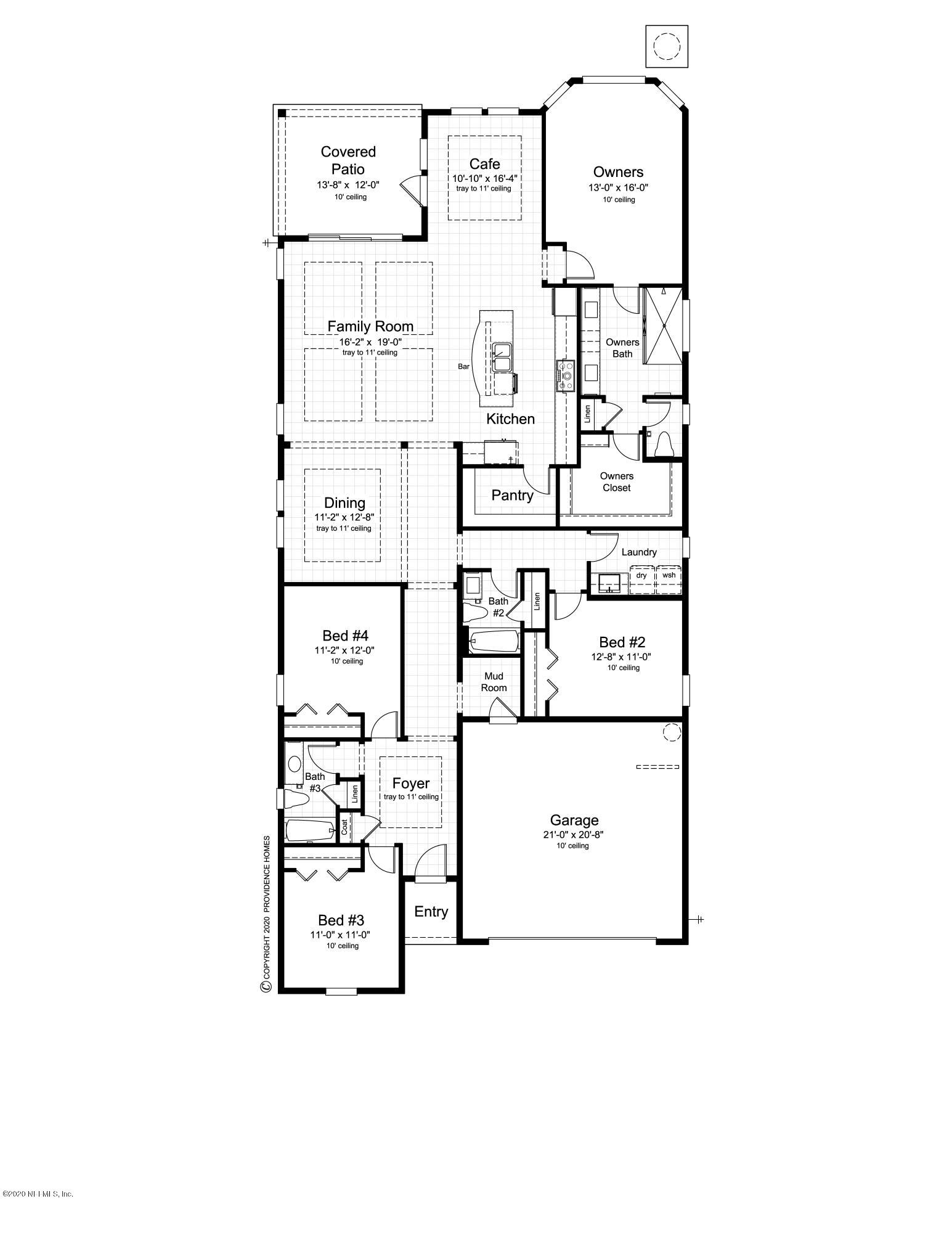 9832 INVENTION, JACKSONVILLE, FLORIDA 32256, 4 Bedrooms Bedrooms, ,3 BathroomsBathrooms,Residential,For sale,INVENTION,1052393