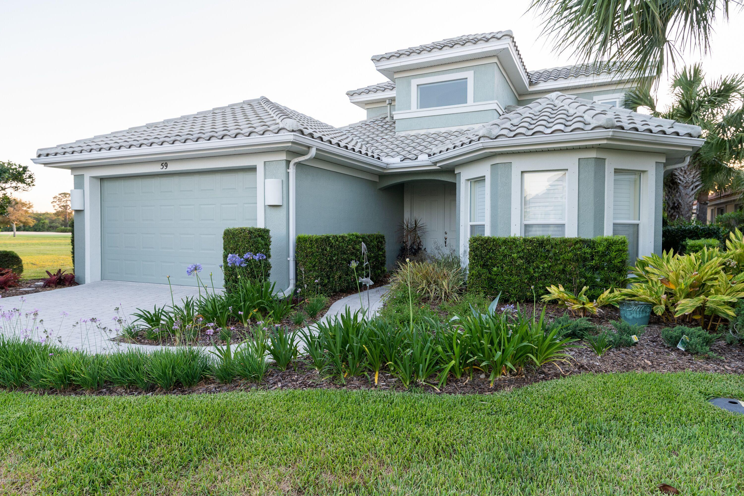 59 KINGFISHER, PALM COAST, FLORIDA 32137, 3 Bedrooms Bedrooms, ,3 BathroomsBathrooms,Residential,For sale,KINGFISHER,1053769