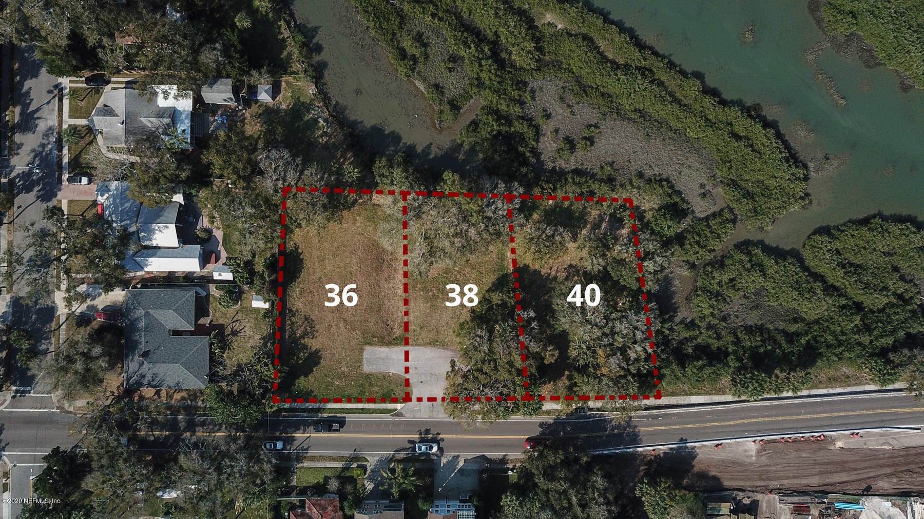 40 MAY, ST AUGUSTINE, FLORIDA 32084, ,Vacant land,For sale,MAY,1053591