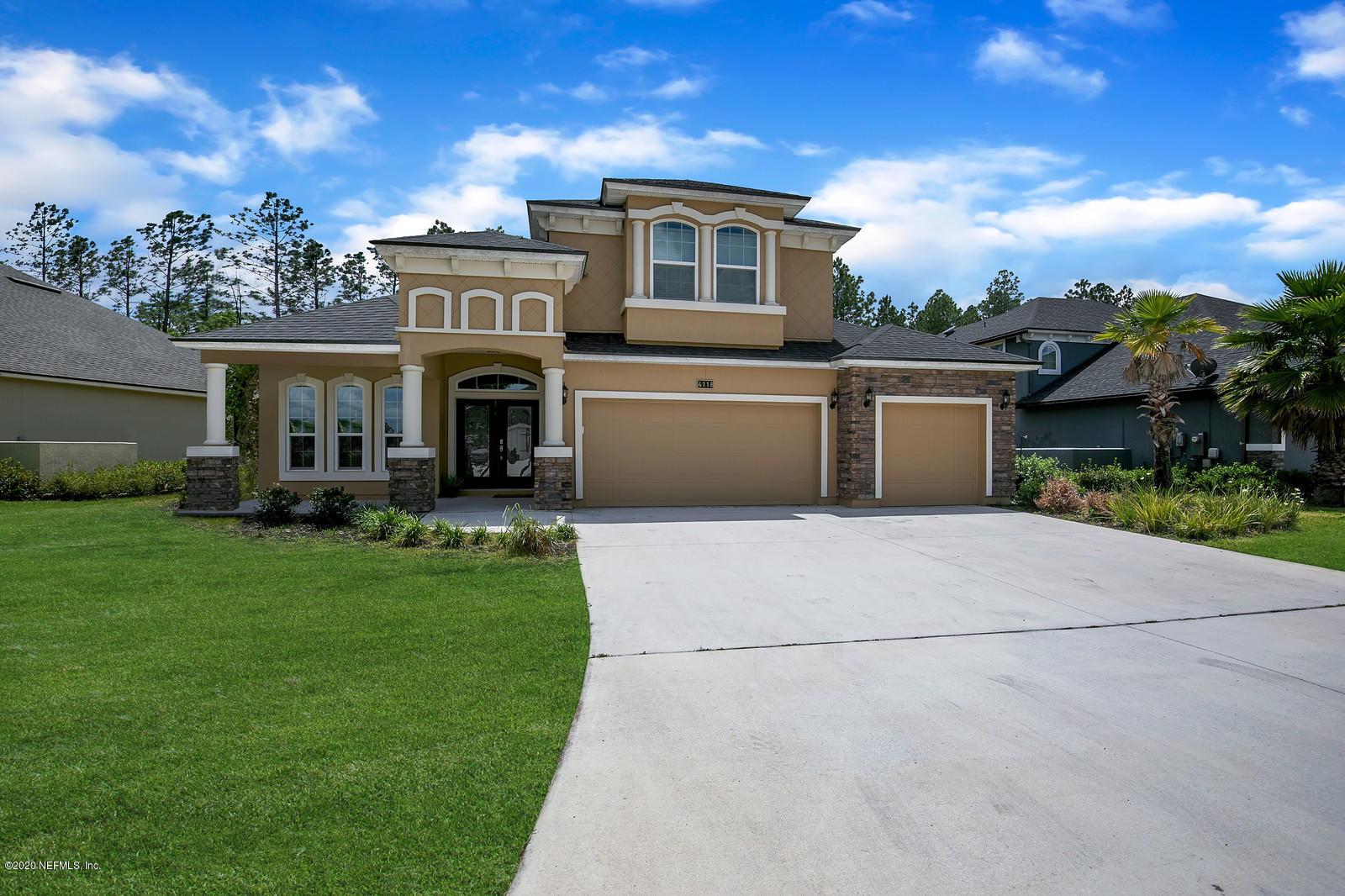 4118 CARRIAGE CROSSING, ORANGE PARK, FLORIDA 32065, 5 Bedrooms Bedrooms, ,4 BathroomsBathrooms,Residential,For sale,CARRIAGE CROSSING,1053574