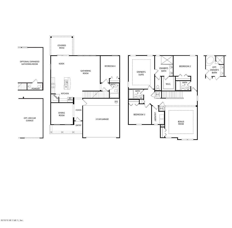 3111 FREE BIRD, GREEN COVE SPRINGS, FLORIDA 32043, 4 Bedrooms Bedrooms, ,4 BathroomsBathrooms,Residential,For sale,FREE BIRD,1053636