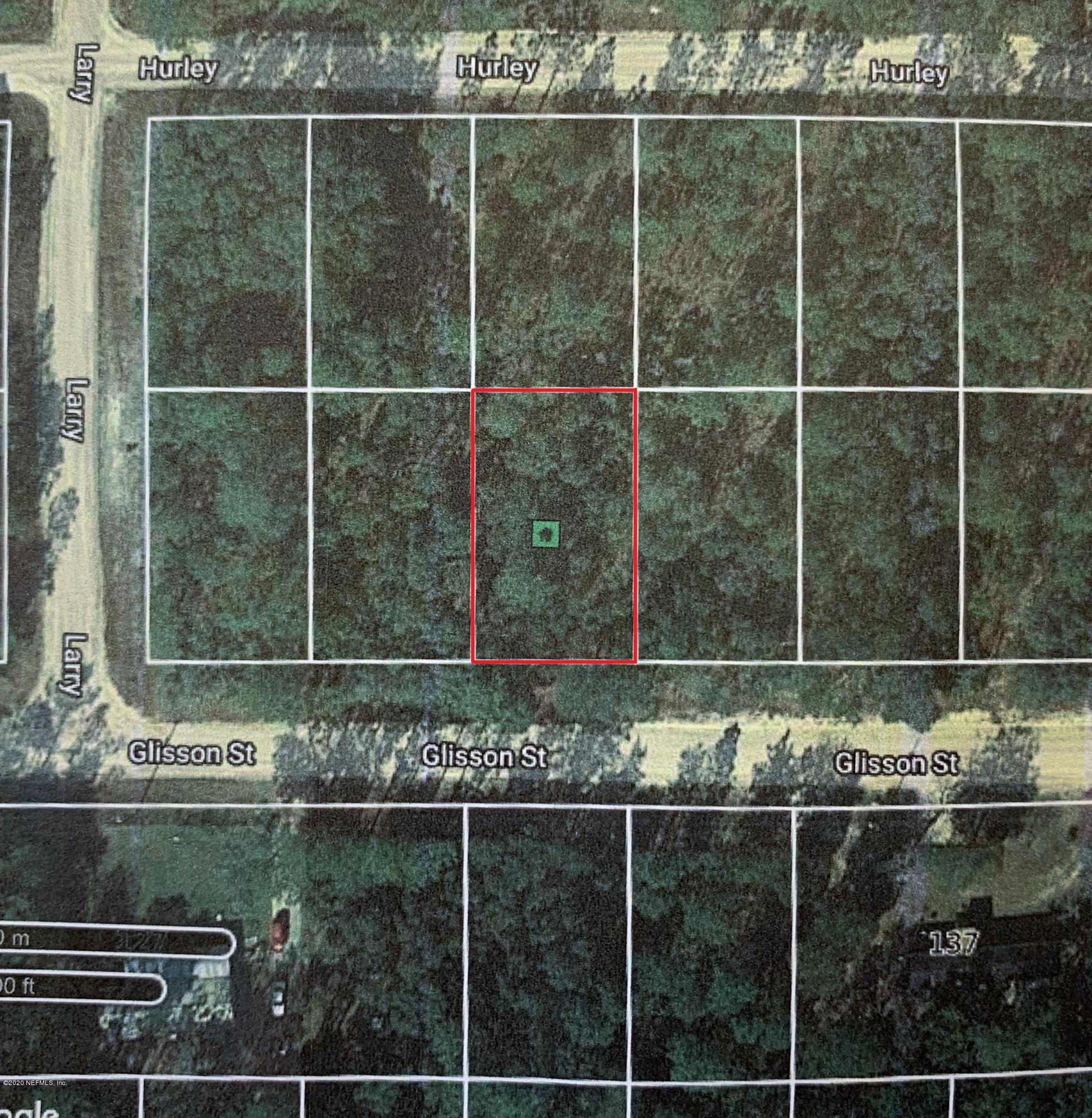 0 GLISSON, INTERLACHEN, FLORIDA 32148, ,Vacant land,For sale,GLISSON,1053703