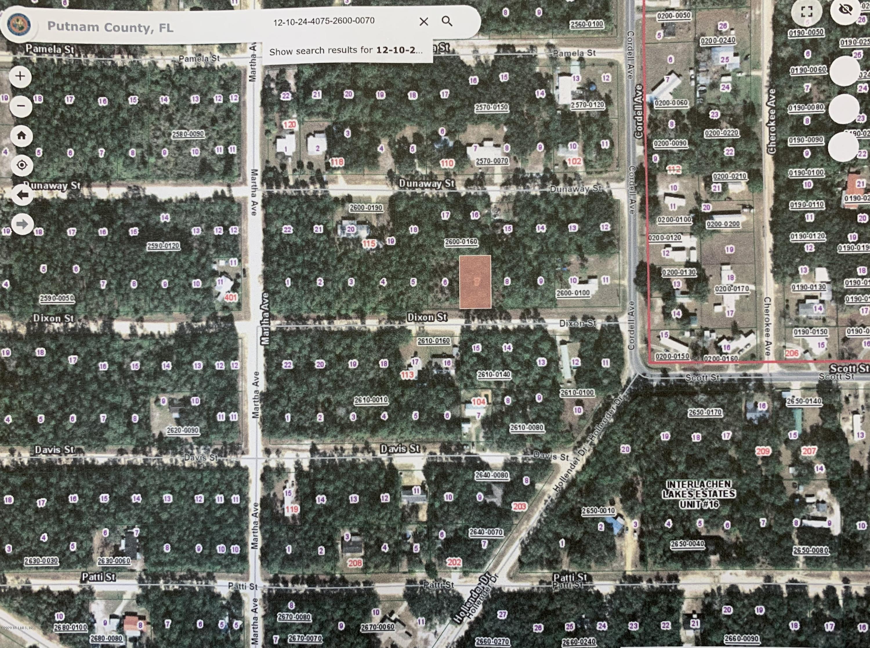 000 DIXON, INTERLACHEN, FLORIDA 32148, ,Vacant land,For sale,DIXON,1054208