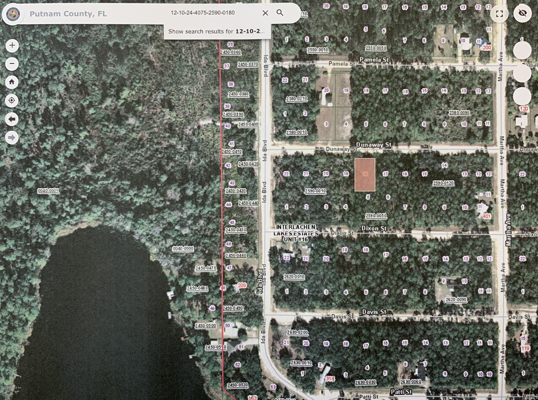 00 DUNAWAY, INTERLACHEN, FLORIDA 32148, ,Vacant land,For sale,DUNAWAY,1054215
