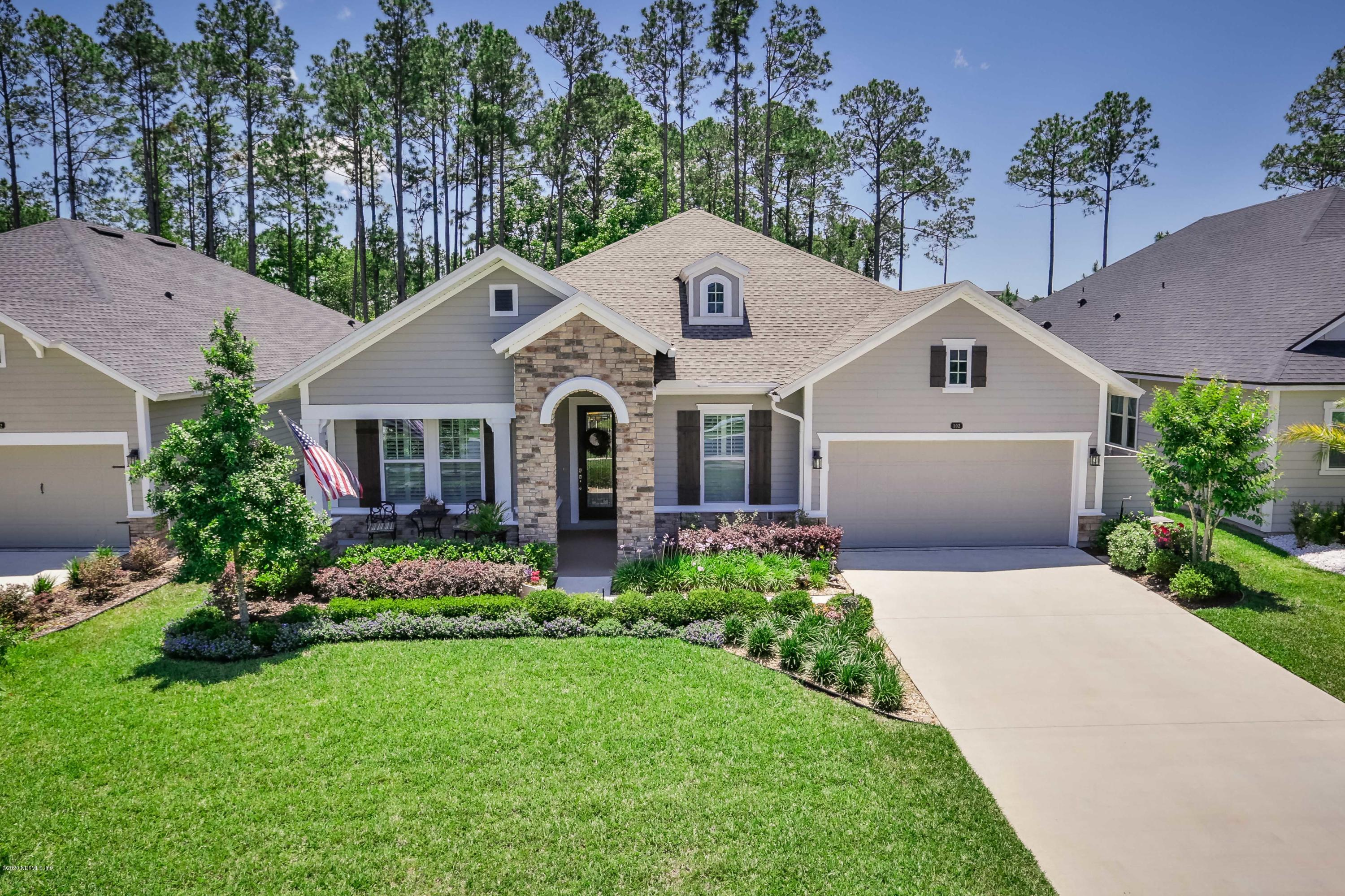 102 LAZY CREST, PONTE VEDRA, FLORIDA 32081, 3 Bedrooms Bedrooms, ,3 BathroomsBathrooms,Residential,For sale,LAZY CREST,1054662