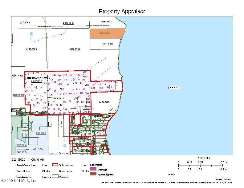 0 UNASSIGNED, CRESCENT CITY, FLORIDA 32112, ,Vacant land,For sale,UNASSIGNED,1054426