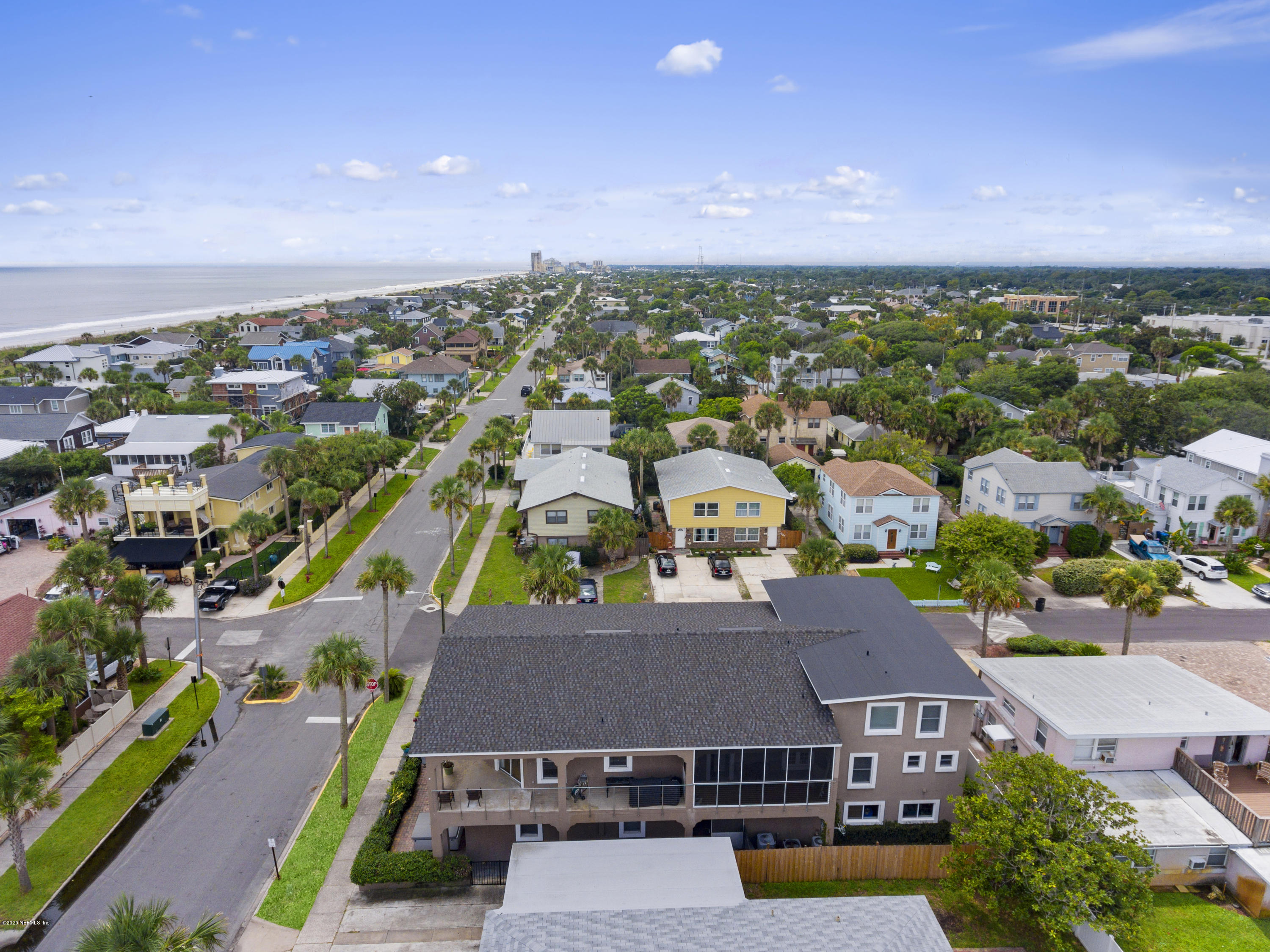 320 FIRST, NEPTUNE BEACH, FLORIDA 32266, 7 Bedrooms Bedrooms, ,6 BathroomsBathrooms,Investment / MultiFamily,For sale,FIRST,1054763