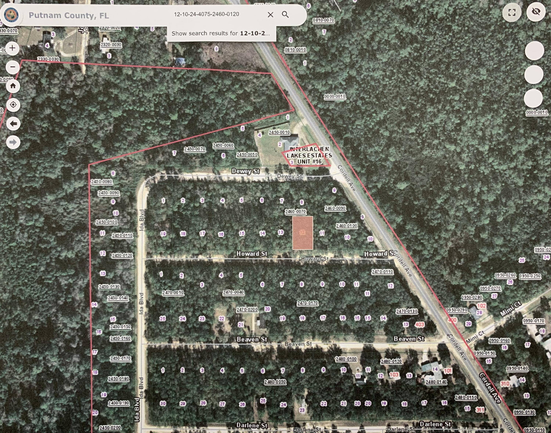 00 HOWARD, INTERLACHEN, FLORIDA 32148, ,Vacant land,For sale,HOWARD,1054881