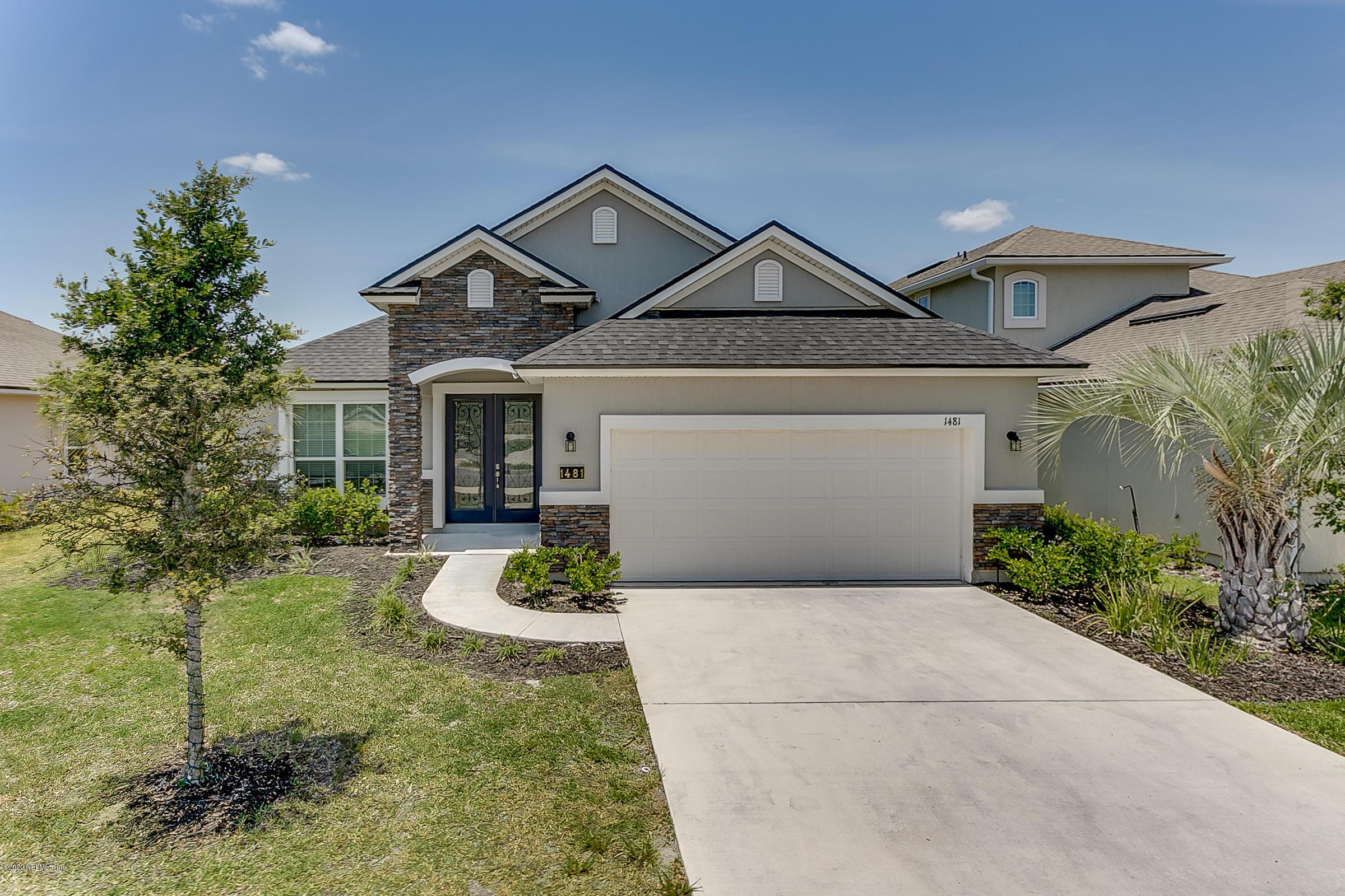 1481 AUTUMN PINES, ORANGE PARK, FLORIDA 32065, 4 Bedrooms Bedrooms, ,3 BathroomsBathrooms,Residential,For sale,AUTUMN PINES,1054921