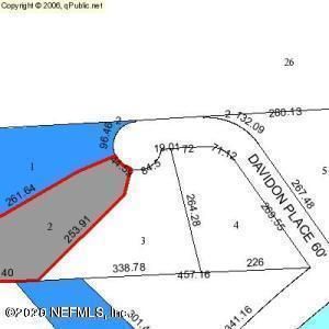 0 DAVIDON, HILLIARD, FLORIDA 32046, ,Vacant land,For sale,DAVIDON,1053766
