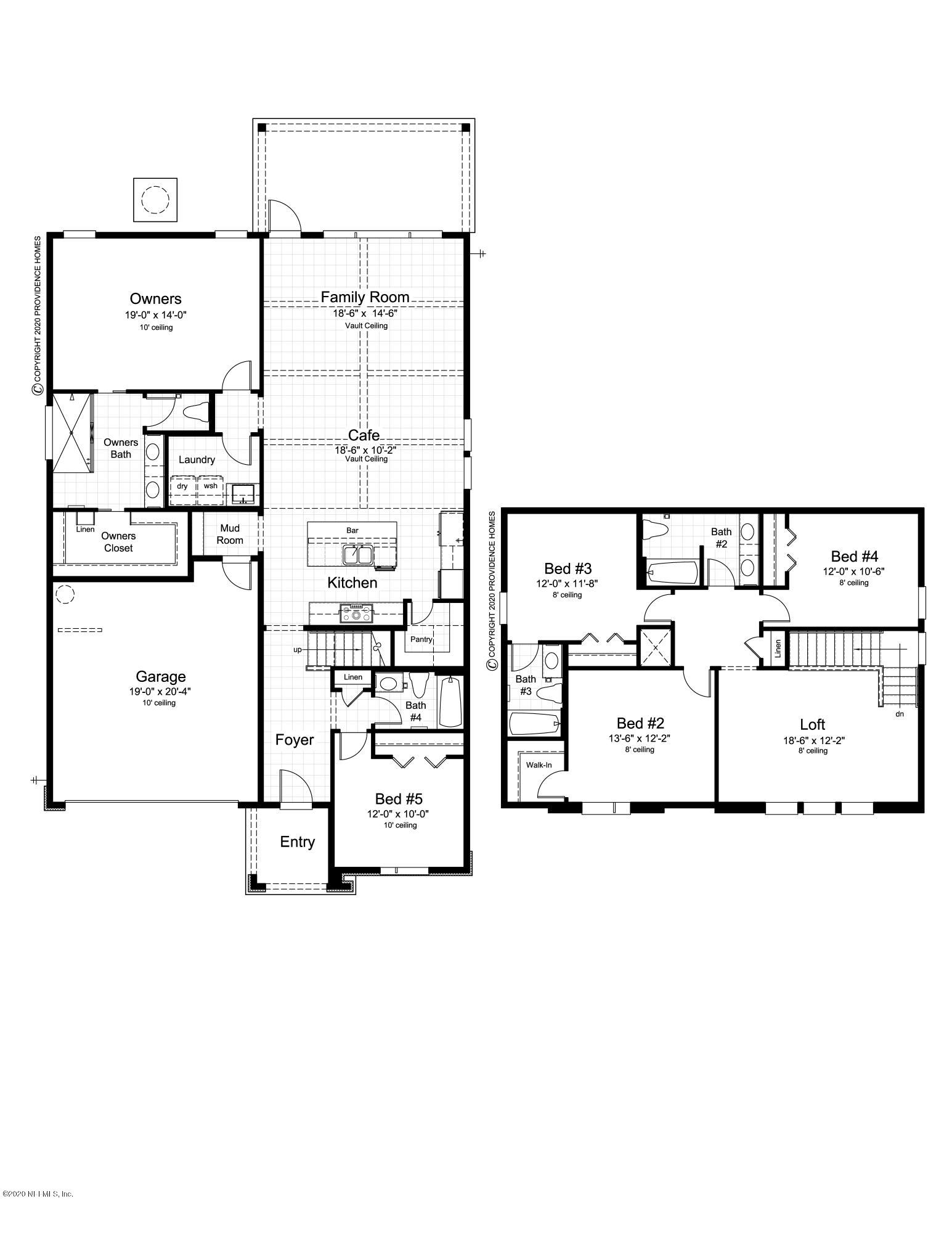9863 INVENTION, JACKSONVILLE, FLORIDA 32256, 5 Bedrooms Bedrooms, ,4 BathroomsBathrooms,Residential,For sale,INVENTION,1052395