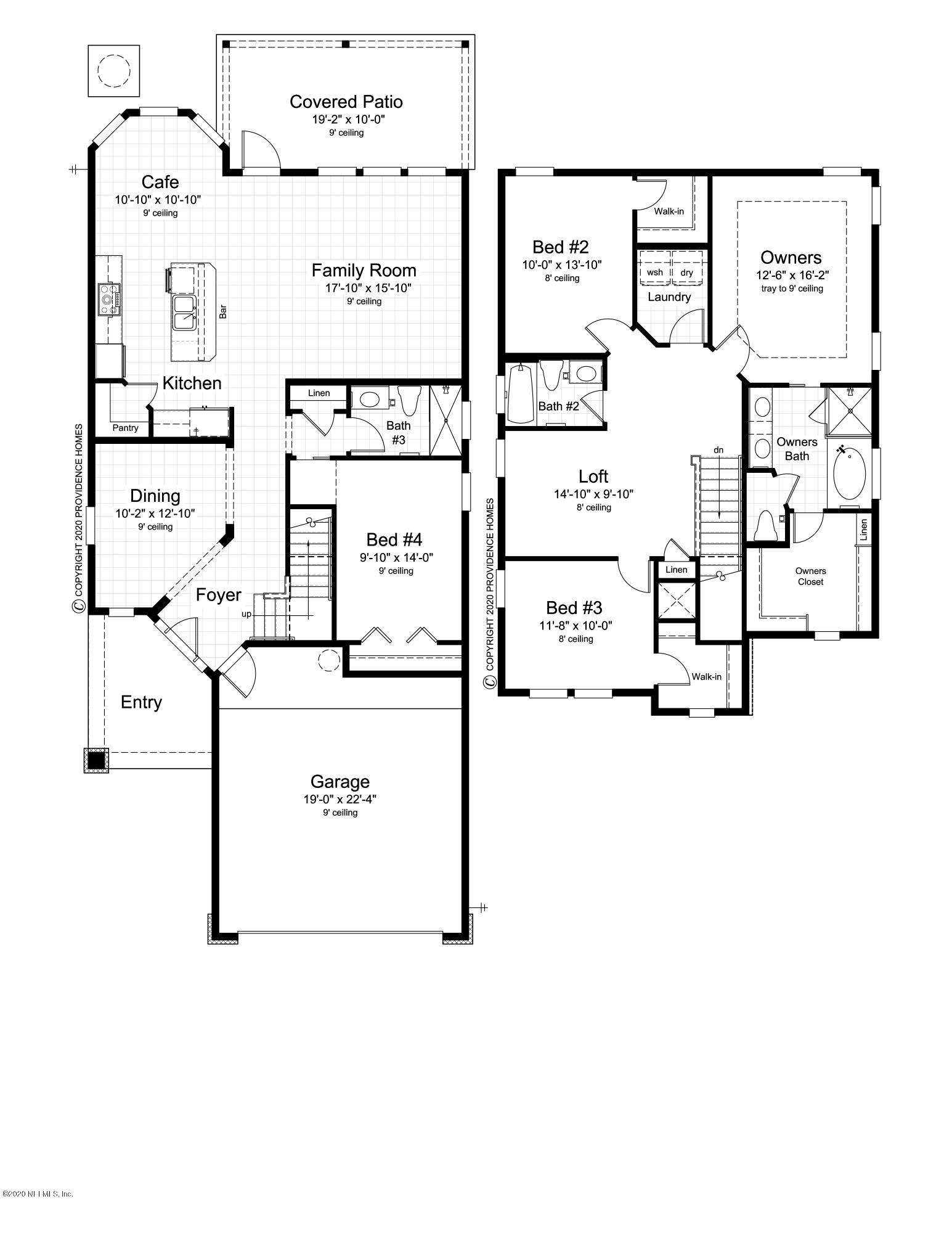 9838 INVENTION, JACKSONVILLE, FLORIDA 32256, 4 Bedrooms Bedrooms, ,3 BathroomsBathrooms,Residential,For sale,INVENTION,1052365