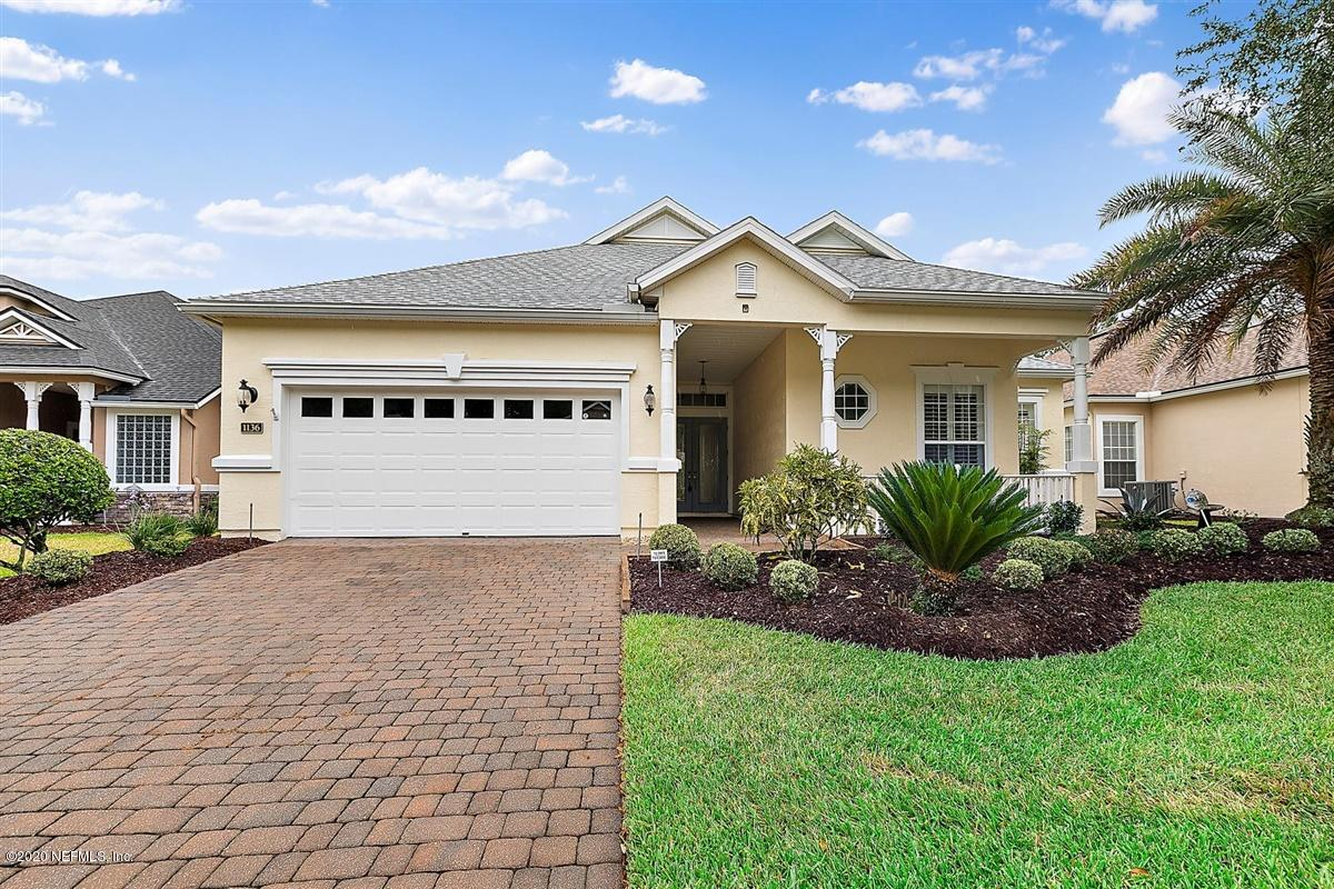 1136 INVERNESS, ST AUGUSTINE, FLORIDA 32092, 3 Bedrooms Bedrooms, ,3 BathroomsBathrooms,Residential,For sale,INVERNESS,1053727