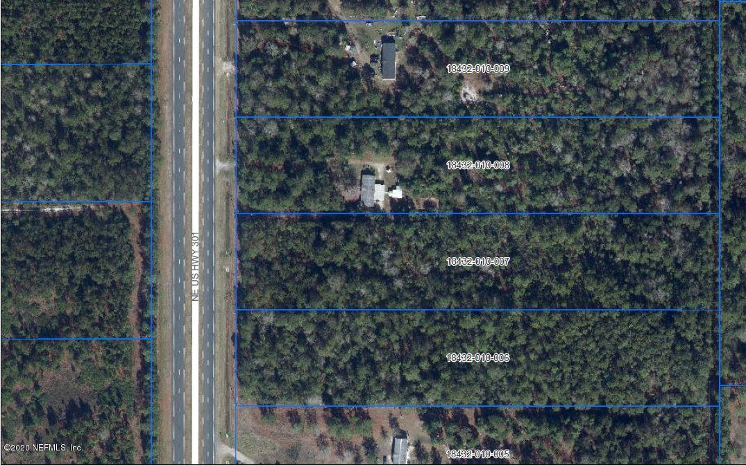 10805 US HWY 301, WALDO, FLORIDA 32694, ,Vacant land,For sale,US HWY 301,1055888