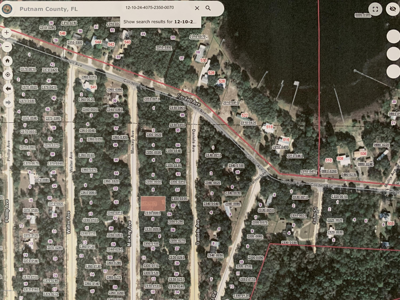 000 MACKEY, INTERLACHEN, FLORIDA 32148, ,Vacant land,For sale,MACKEY,1056199