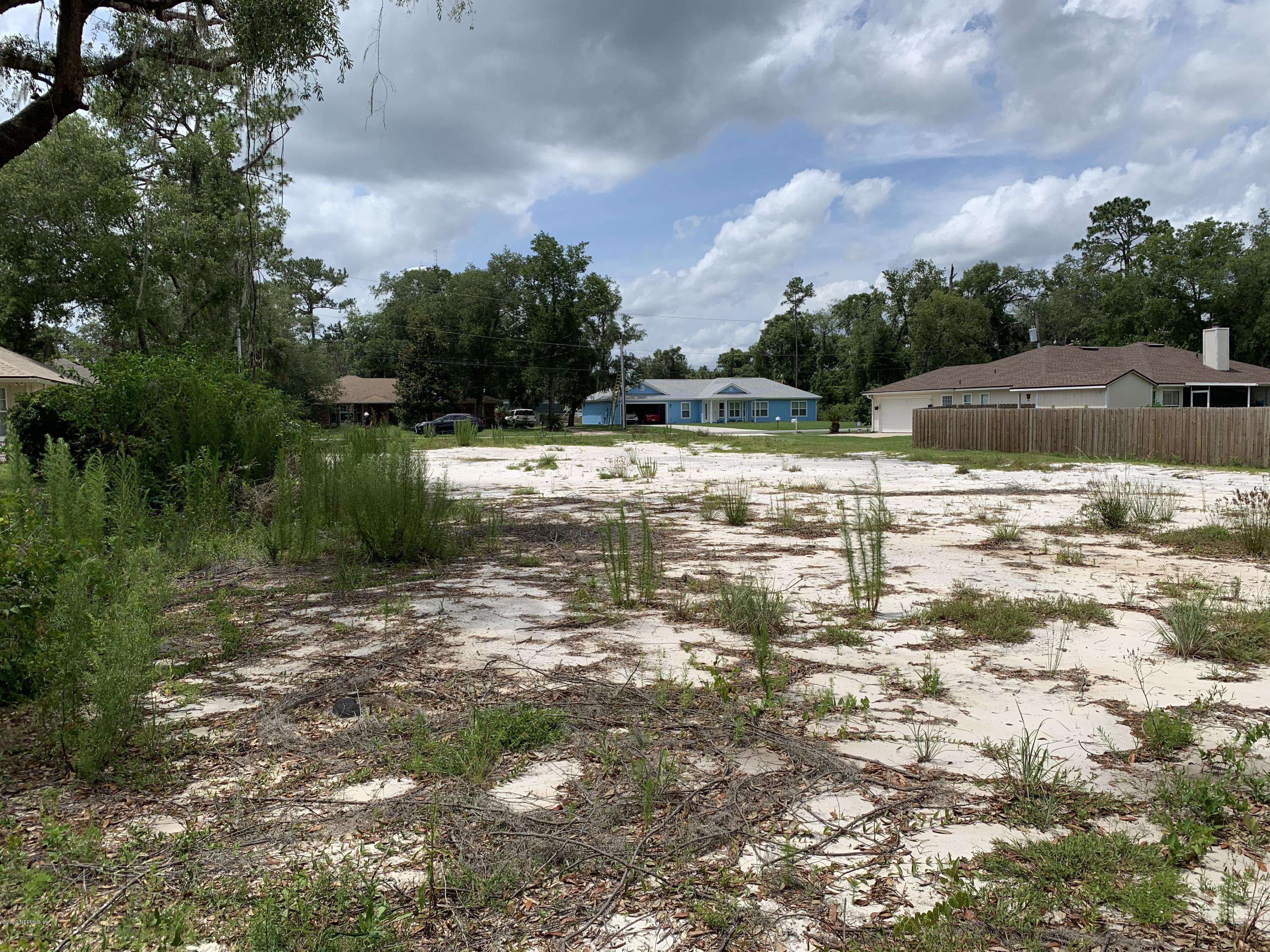 1231 TRAVERS, GREEN COVE SPRINGS, FLORIDA 32043, ,Vacant land,For sale,TRAVERS,1057015