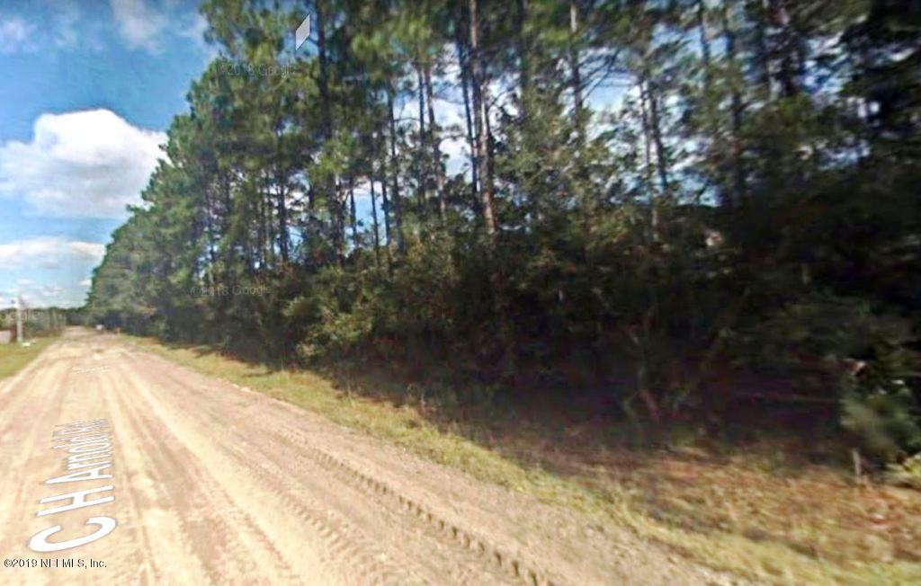 2700 C H ARNOLD, ST AUGUSTINE, FLORIDA 32092, ,Vacant land,For sale,C H ARNOLD,1056494