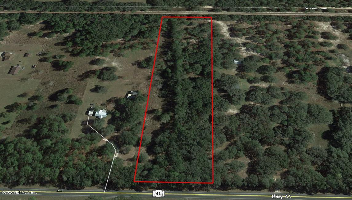 TBD 41, MORRISTON, FLORIDA 32668, ,Vacant land,For sale,41,1056636