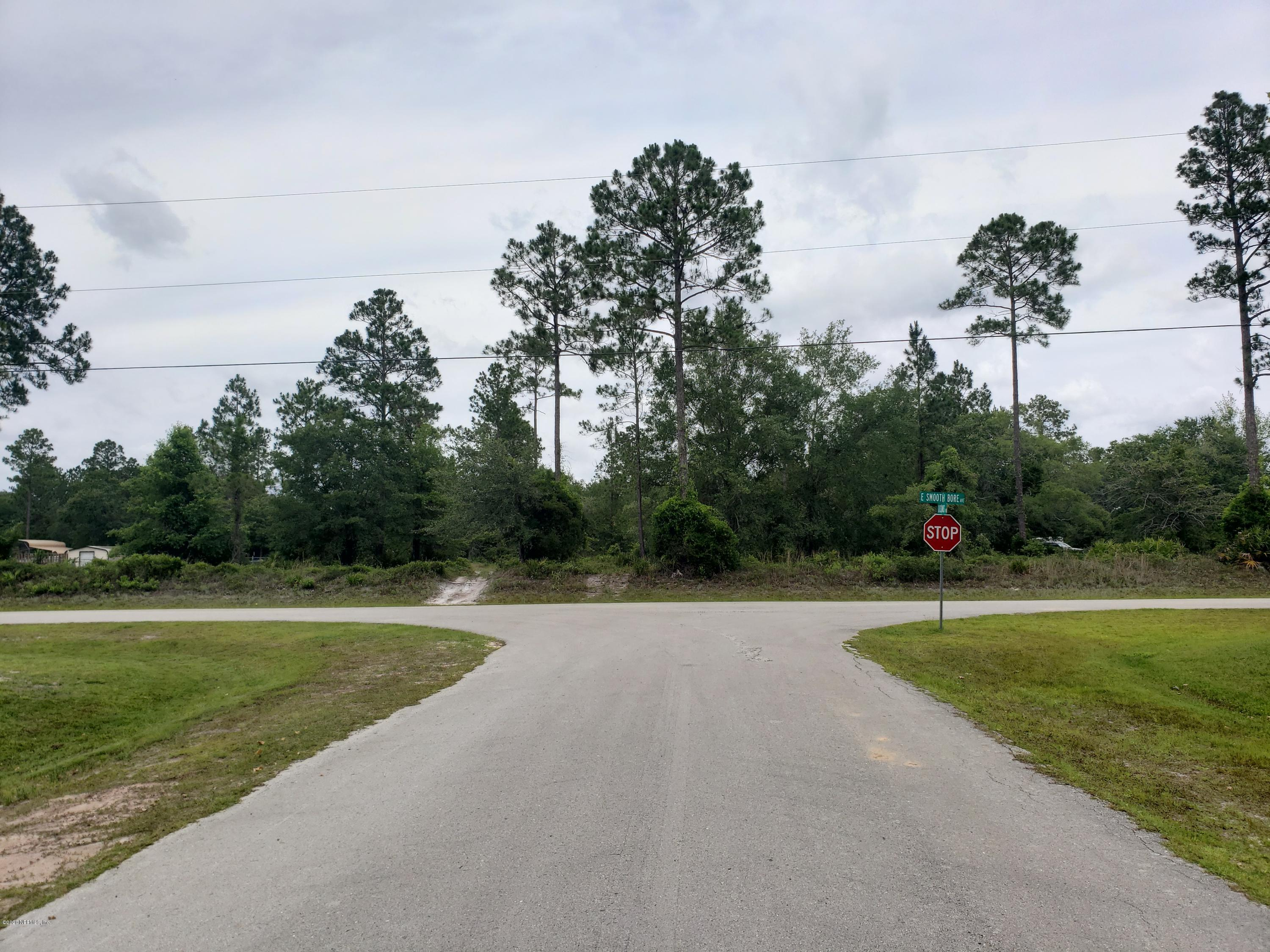 0 SMOOTHBORE, GLEN ST. MARY, FLORIDA 32040, ,Vacant land,For sale,SMOOTHBORE,1056795