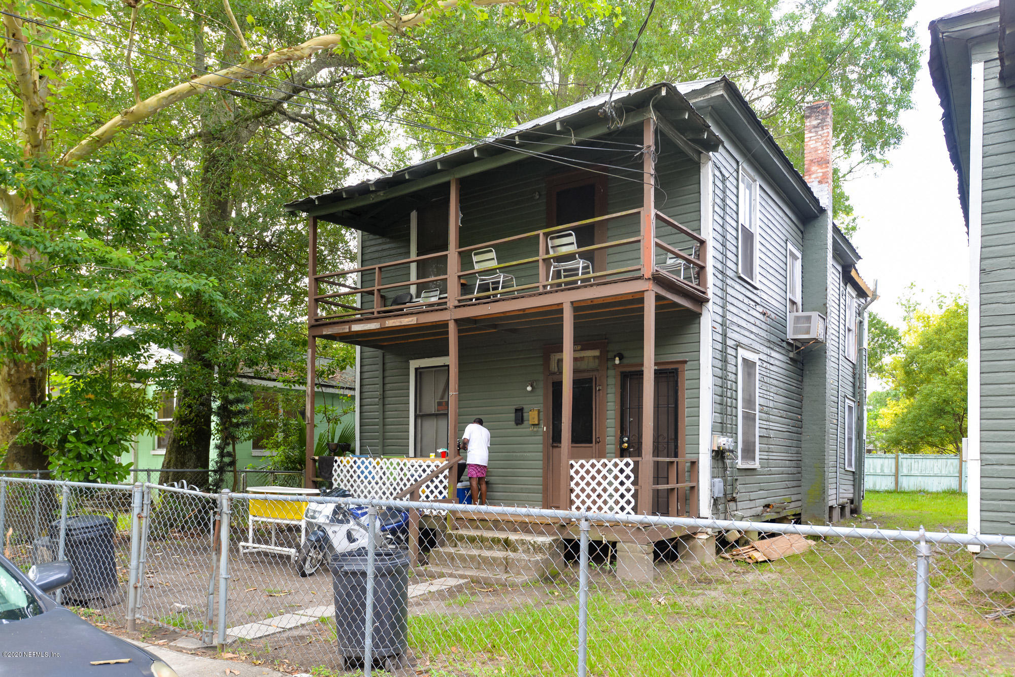 1708 11TH, JACKSONVILLE, FLORIDA 32209, 4 Bedrooms Bedrooms, ,2 BathroomsBathrooms,Investment / MultiFamily,For sale,11TH,1057521