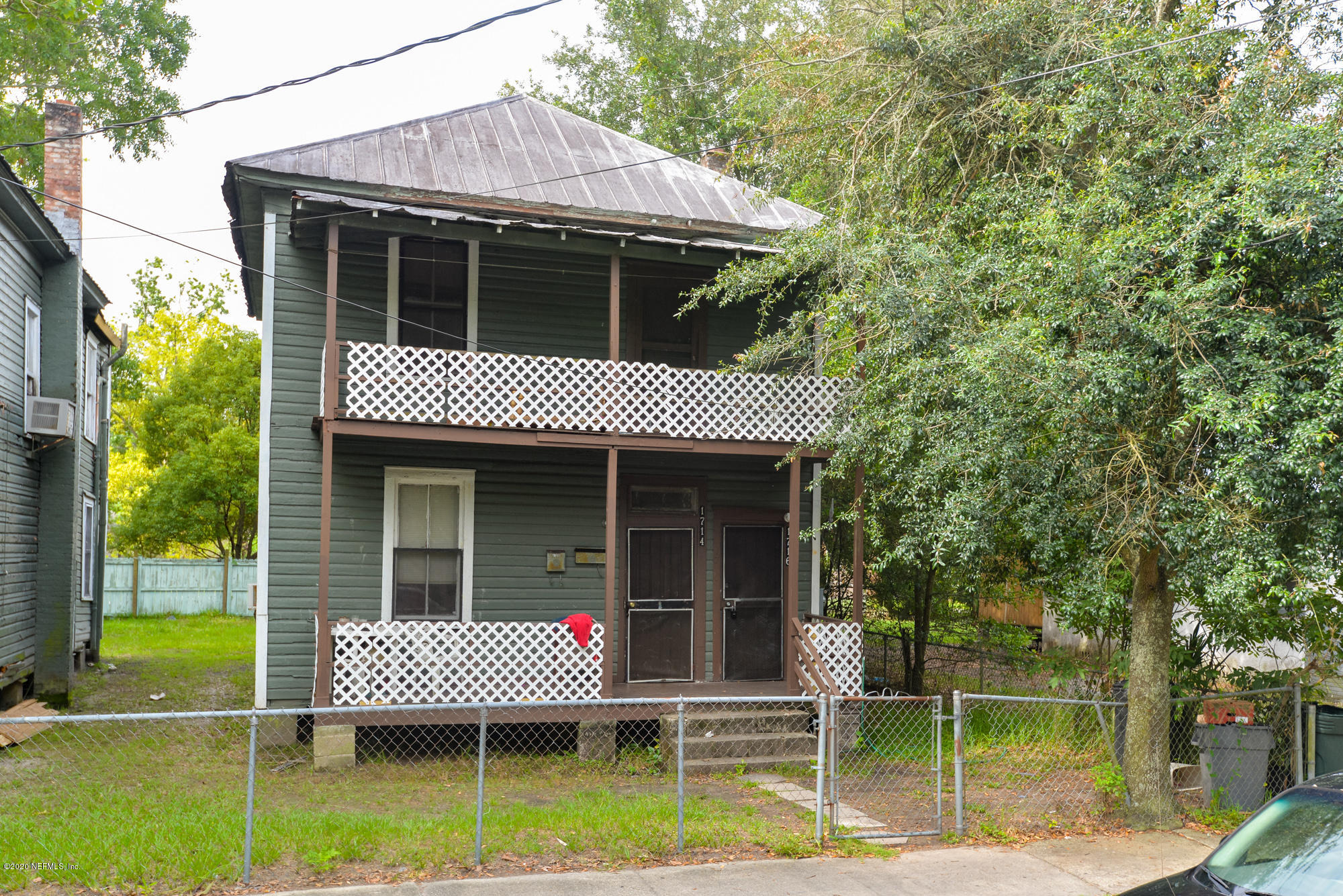 1714 11TH, JACKSONVILLE, FLORIDA 32209, 4 Bedrooms Bedrooms, ,2 BathroomsBathrooms,Investment / MultiFamily,For sale,11TH,1057523