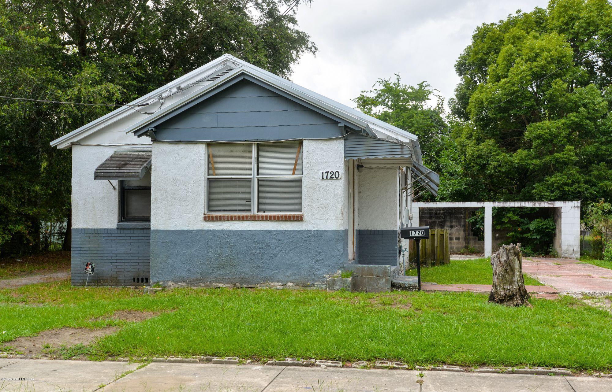 1720 11TH, JACKSONVILLE, FLORIDA 32209, 2 Bedrooms Bedrooms, ,Investment / MultiFamily,For sale,11TH,1057524
