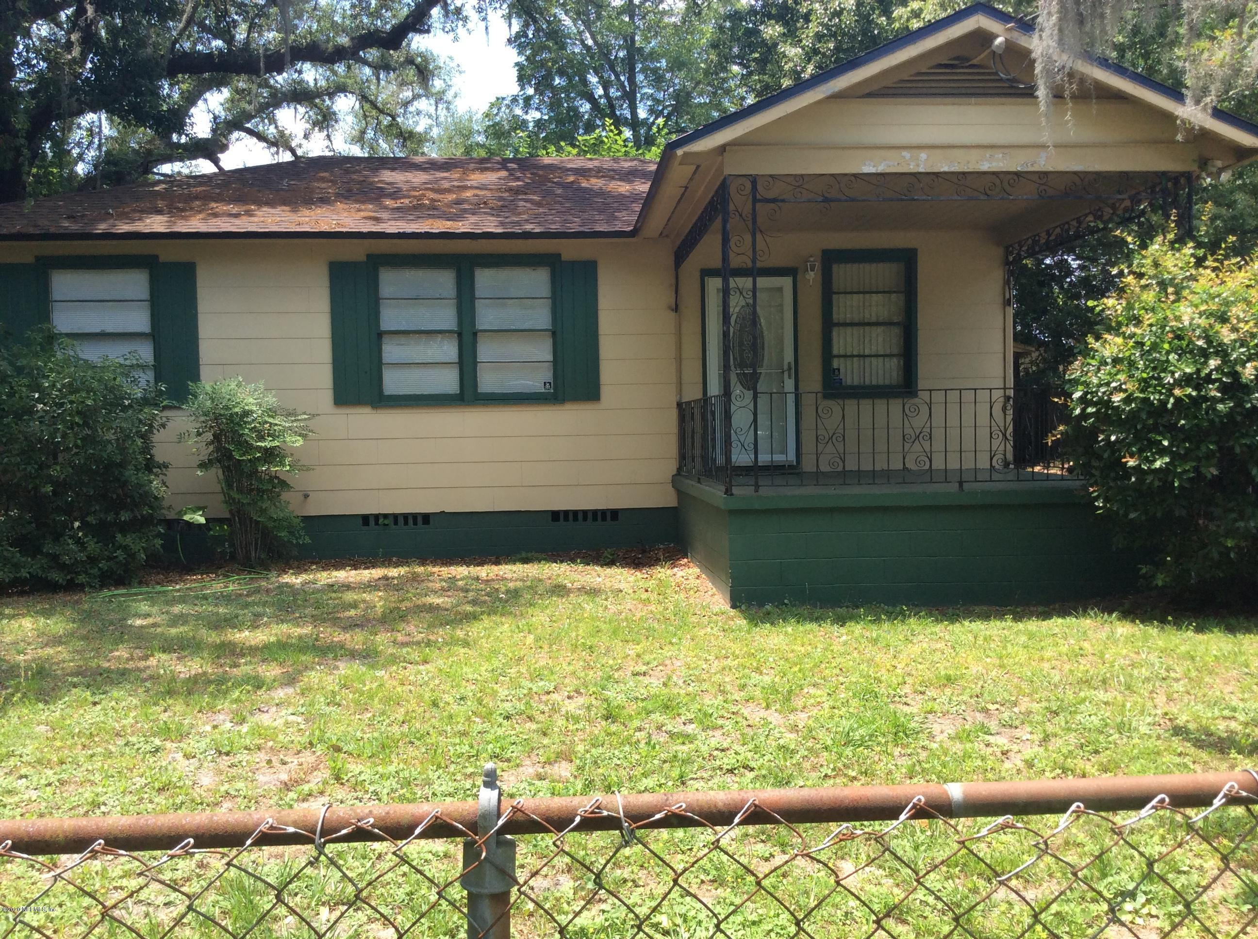 9054 POLK, JACKSONVILLE, FLORIDA 32208, 3 Bedrooms Bedrooms, ,1 BathroomBathrooms,Residential,For sale,POLK,1057682