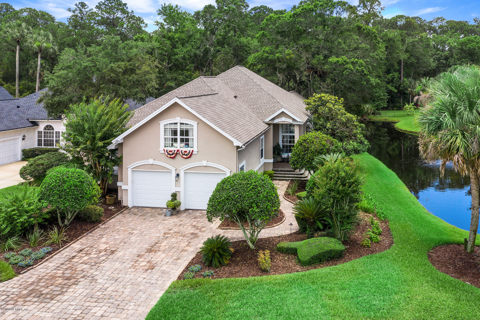 105 DEER LAKE, PONTE VEDRA BEACH, FLORIDA 32082, 4 Bedrooms Bedrooms, ,3 BathroomsBathrooms,Residential,For sale,DEER LAKE,1057907