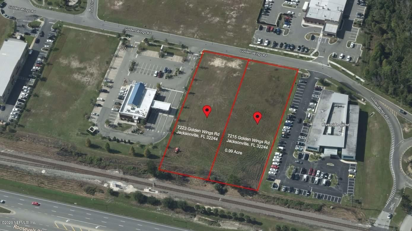 7215 GOLDEN WINGS, JACKSONVILLE, FLORIDA 32244, ,Commercial,For sale,GOLDEN WINGS,1057993