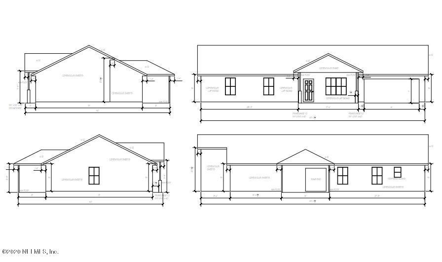 3139 GORDON, ORANGE PARK, FLORIDA 32073, 4 Bedrooms Bedrooms, ,2 BathroomsBathrooms,Residential,For sale,GORDON,1058318