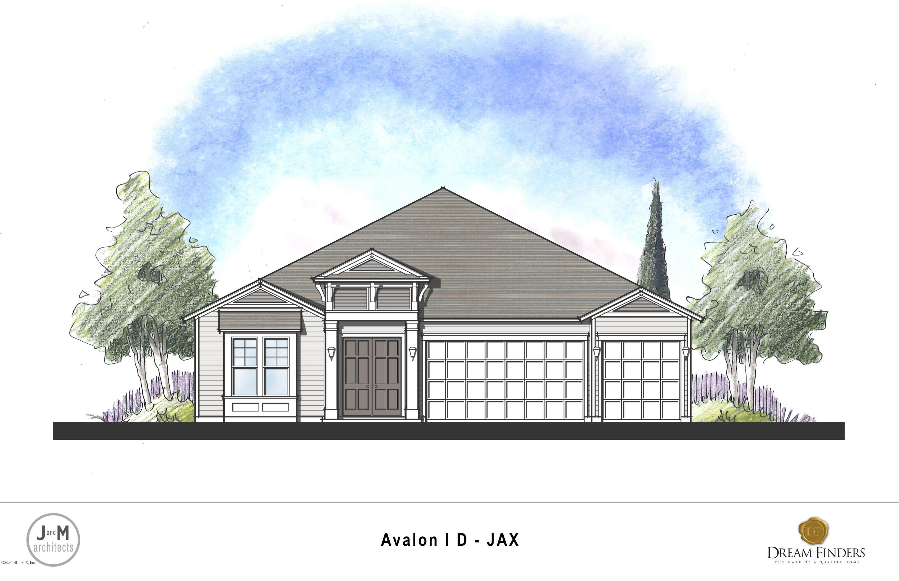 95376 ORCHID BLOSSOM, FERNANDINA BEACH, FLORIDA 32034, 4 Bedrooms Bedrooms, ,3 BathroomsBathrooms,Residential,For sale,ORCHID BLOSSOM,1057775