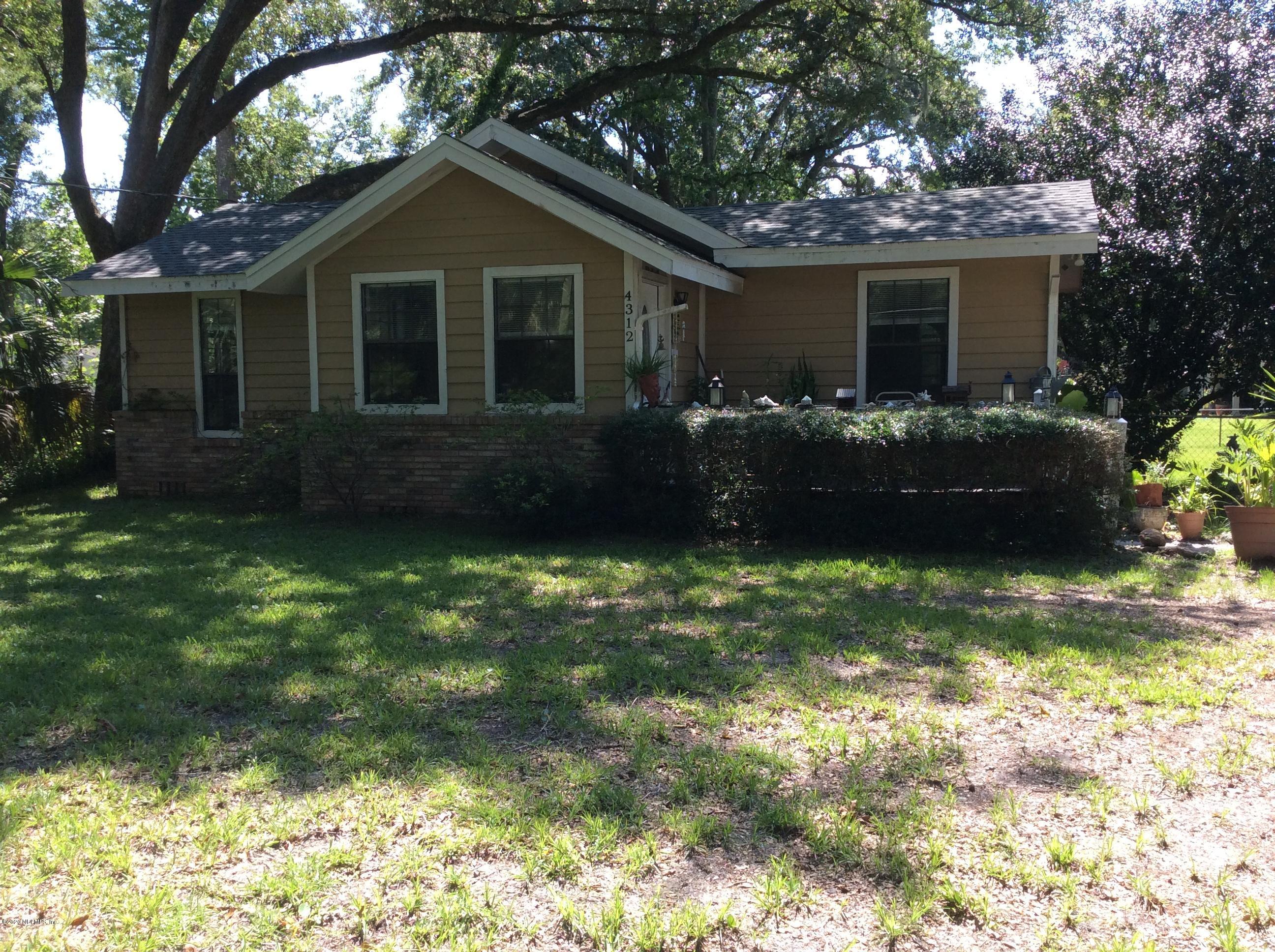 4312 HUDNALL, JACKSONVILLE, FLORIDA 32207, 2 Bedrooms Bedrooms, ,1 BathroomBathrooms,Residential,For sale,HUDNALL,1058772